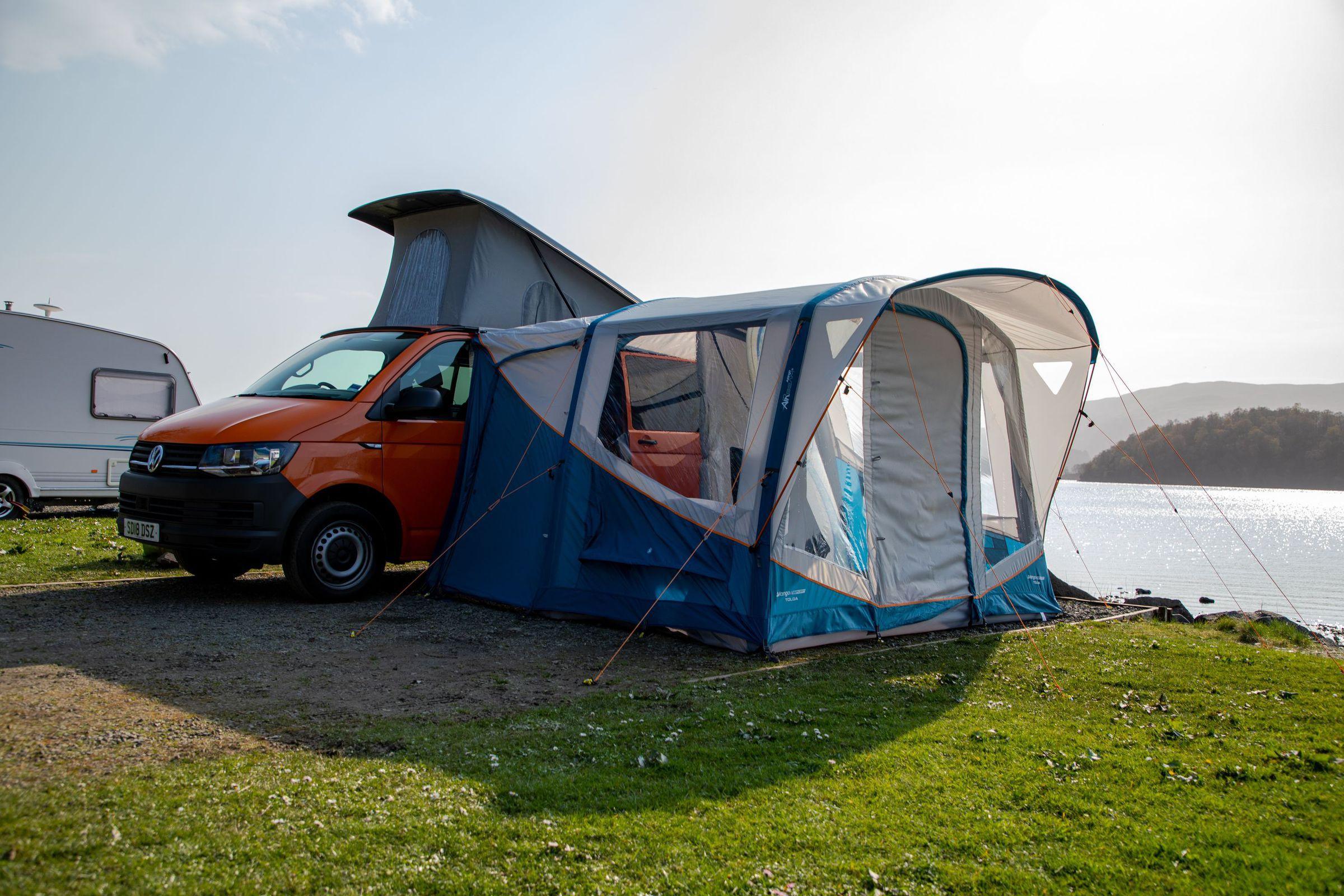 Vango Tolga Vw Low Driveaway Awning Norwich Camping5
