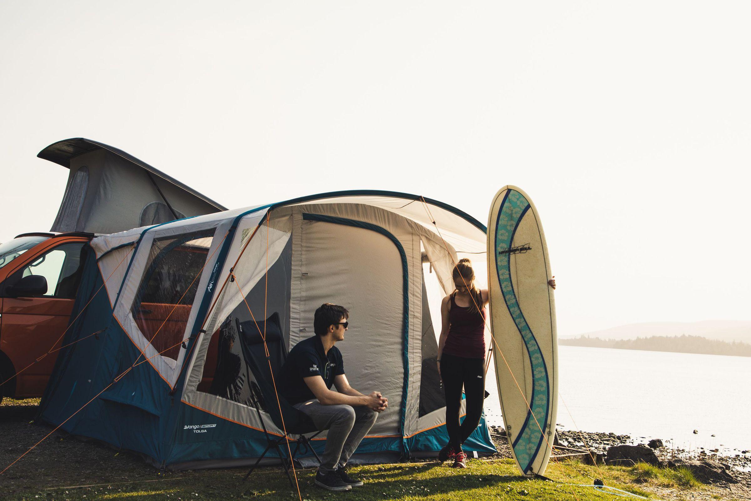 Vango Tolga Vw Low Driveaway Awning Norwich Camping7