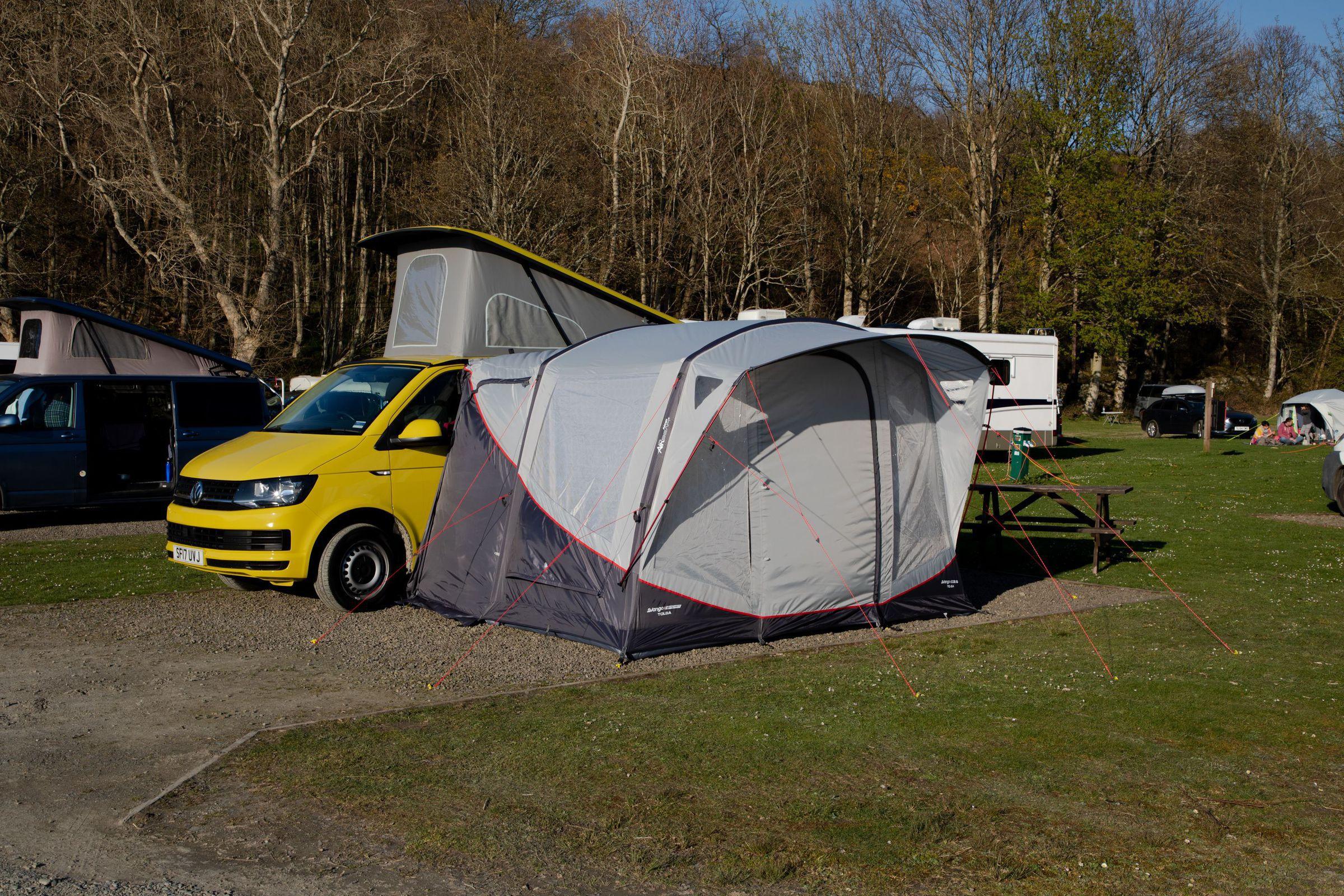 Vango Tolga Vw Low Driveaway Awning Norwich Camping8