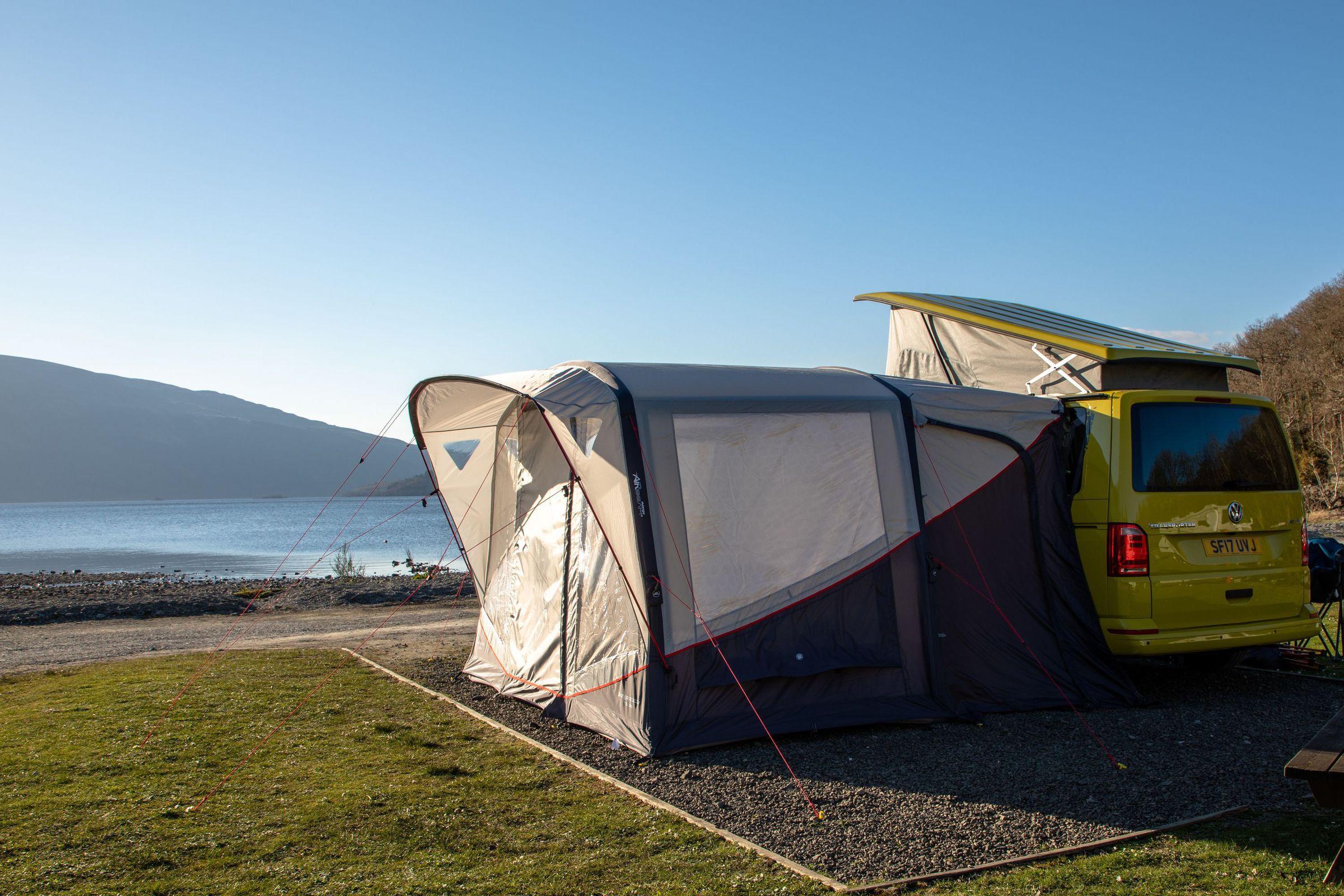 Vango Tolga Vw Low Driveaway Awning Norwich Camping9