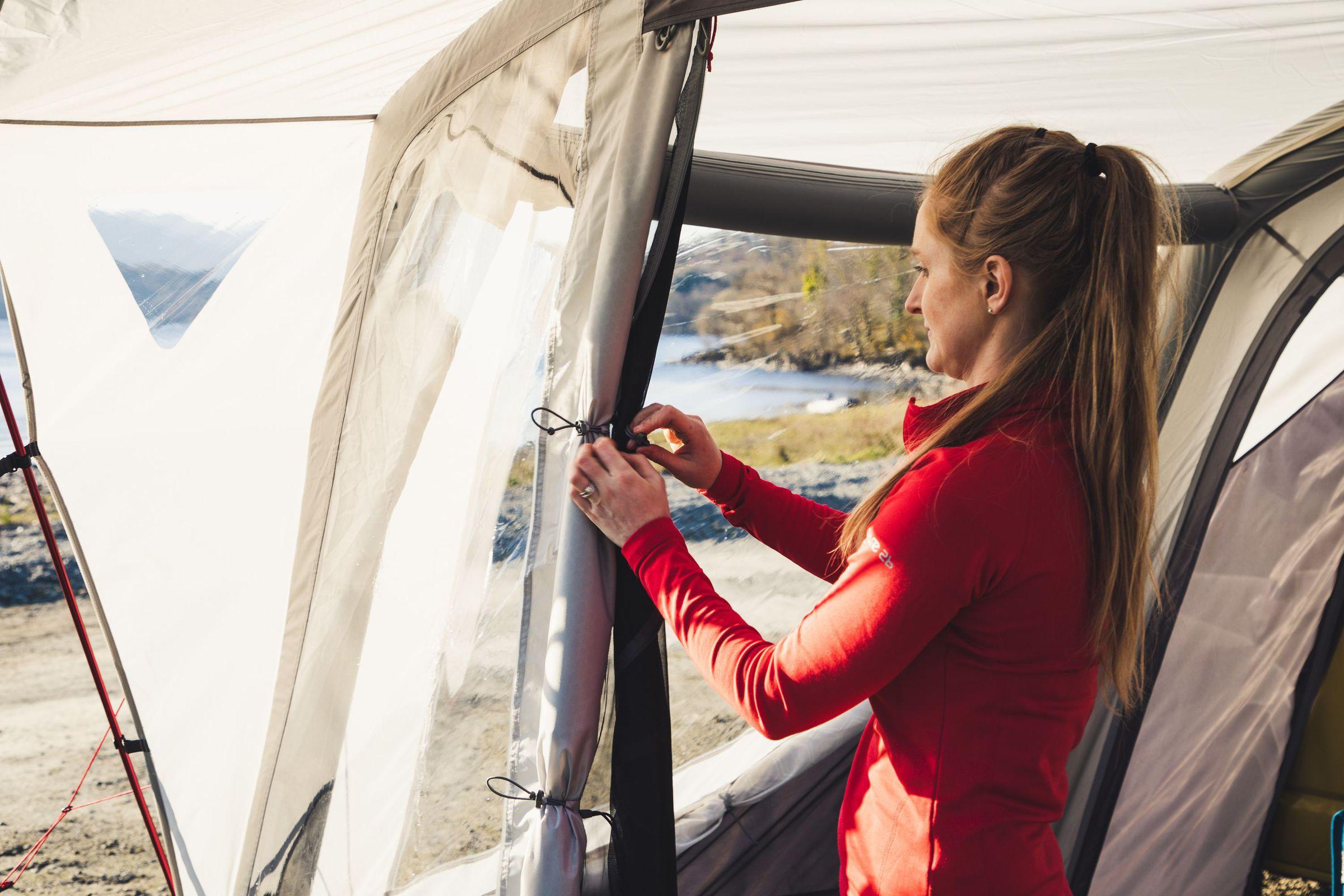 Vango Tolga Vw Low Driveaway Awning Norwich Camping10