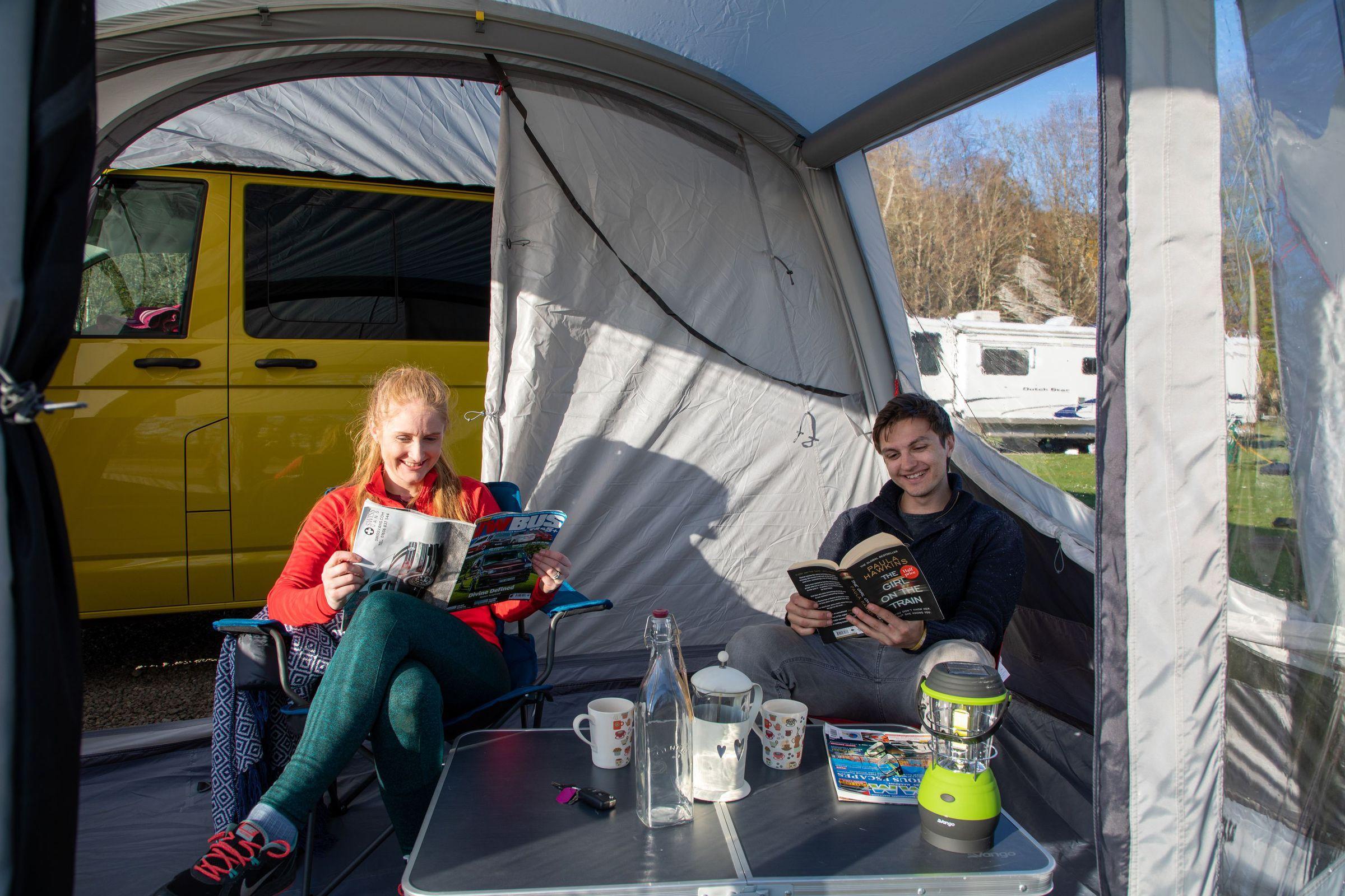 Vango Tolga Vw Low Driveaway Awning Norwich Camping11