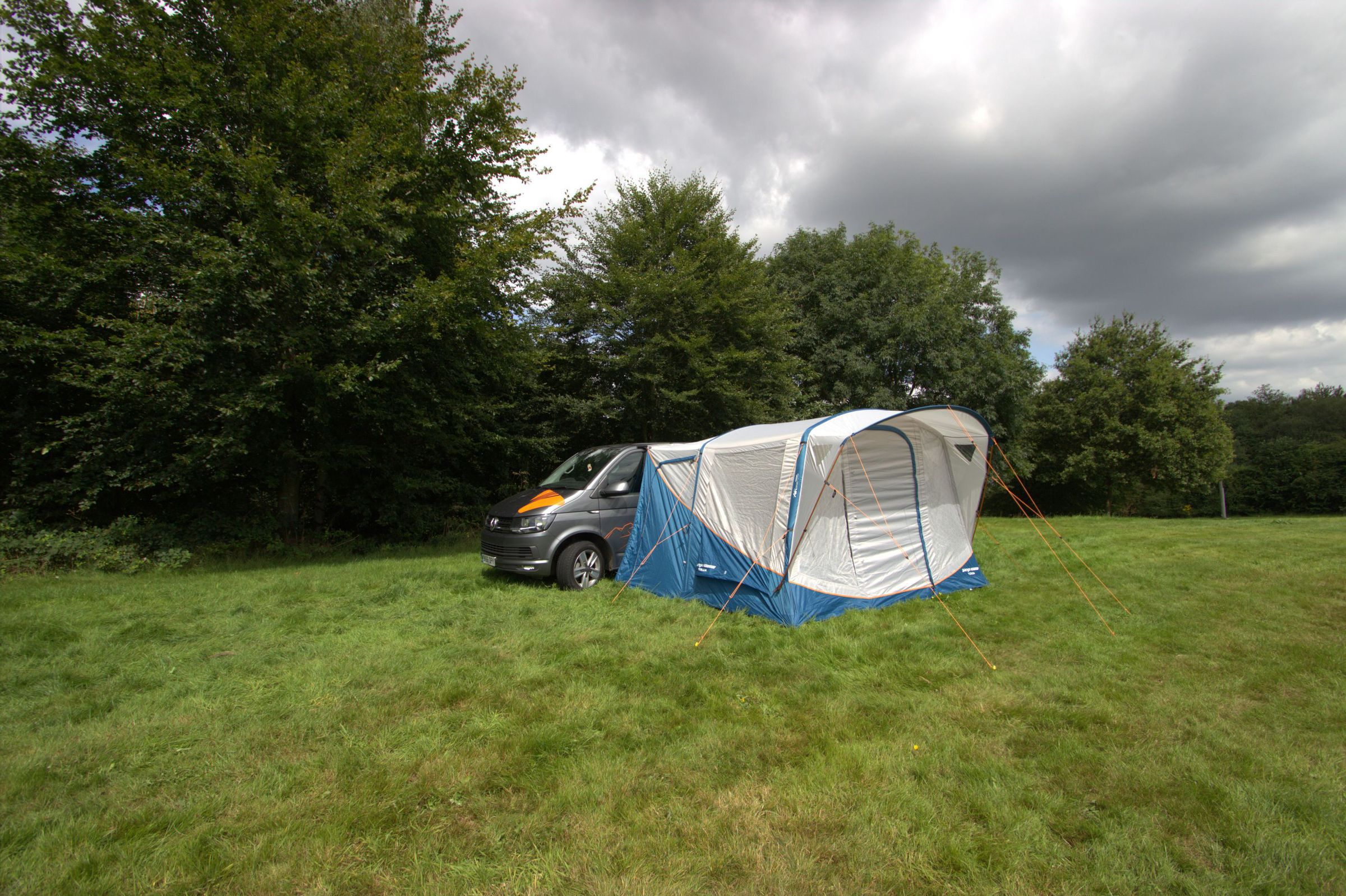 Vango Tolga Vw Low Driveaway Awning Norwich Camping13