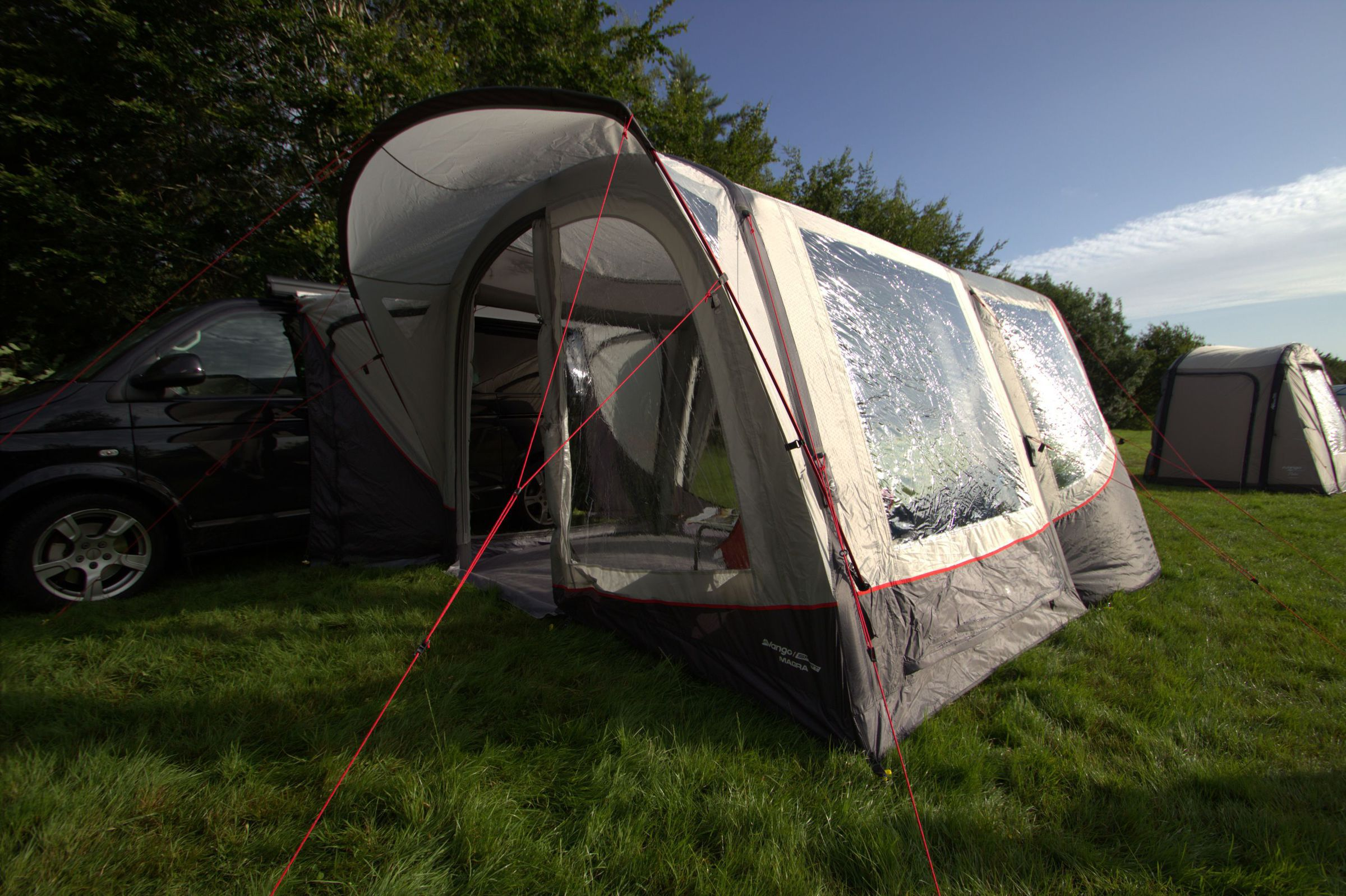 Vango Magra Vw Low Driveaway Awning Norwich Camping18