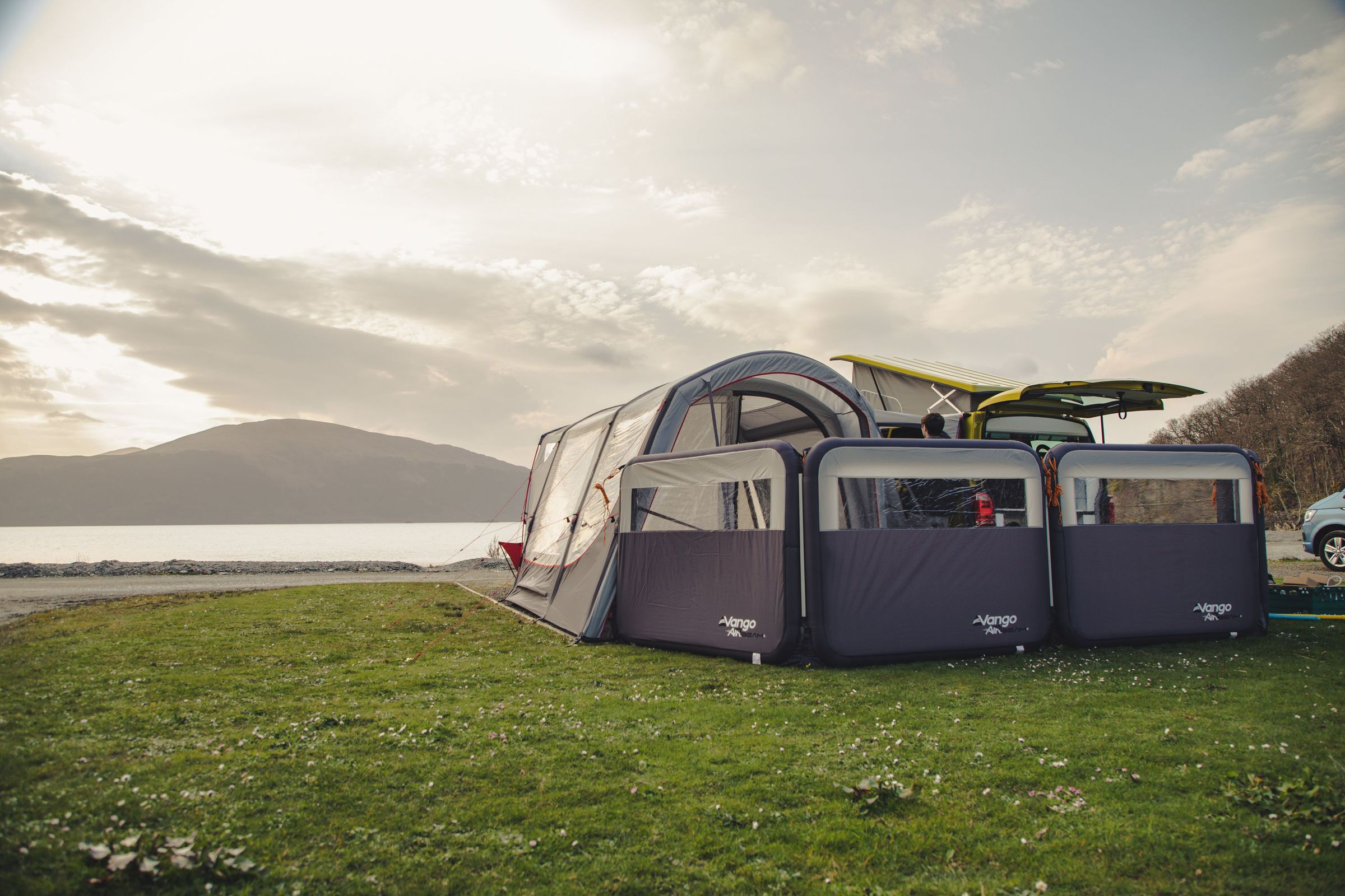 Vango Sentinel Airbeam Windbreak Modular