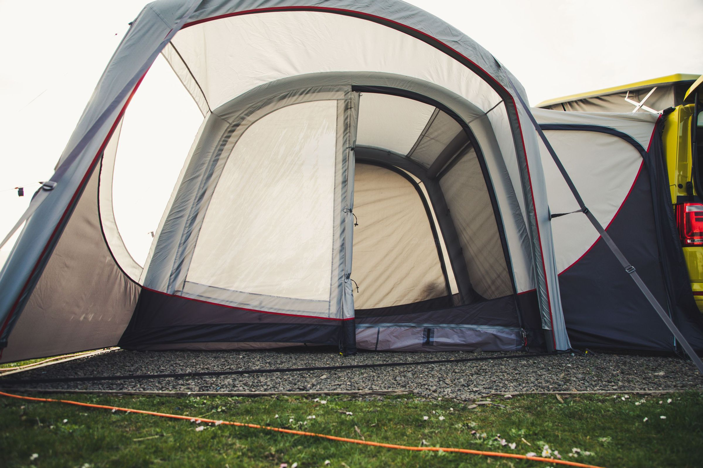 Vango Magra Vw Low Driveaway Awning Norwich Camping7