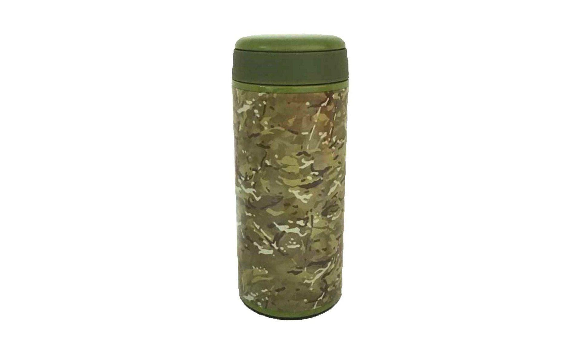 Camouflage Thermal Mug