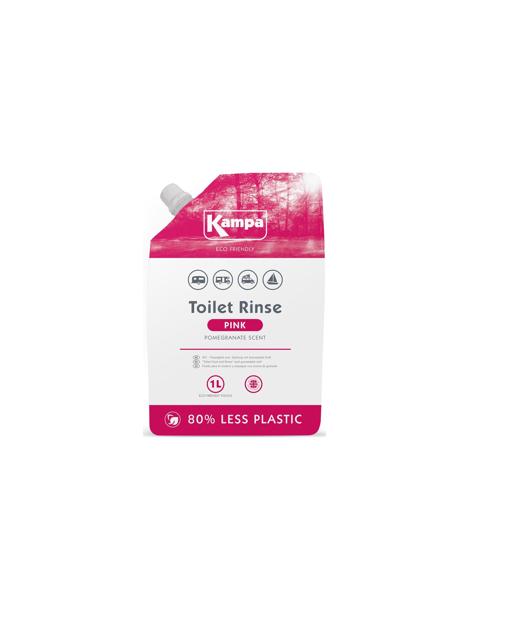 Kampa Eco refill toilet rinse