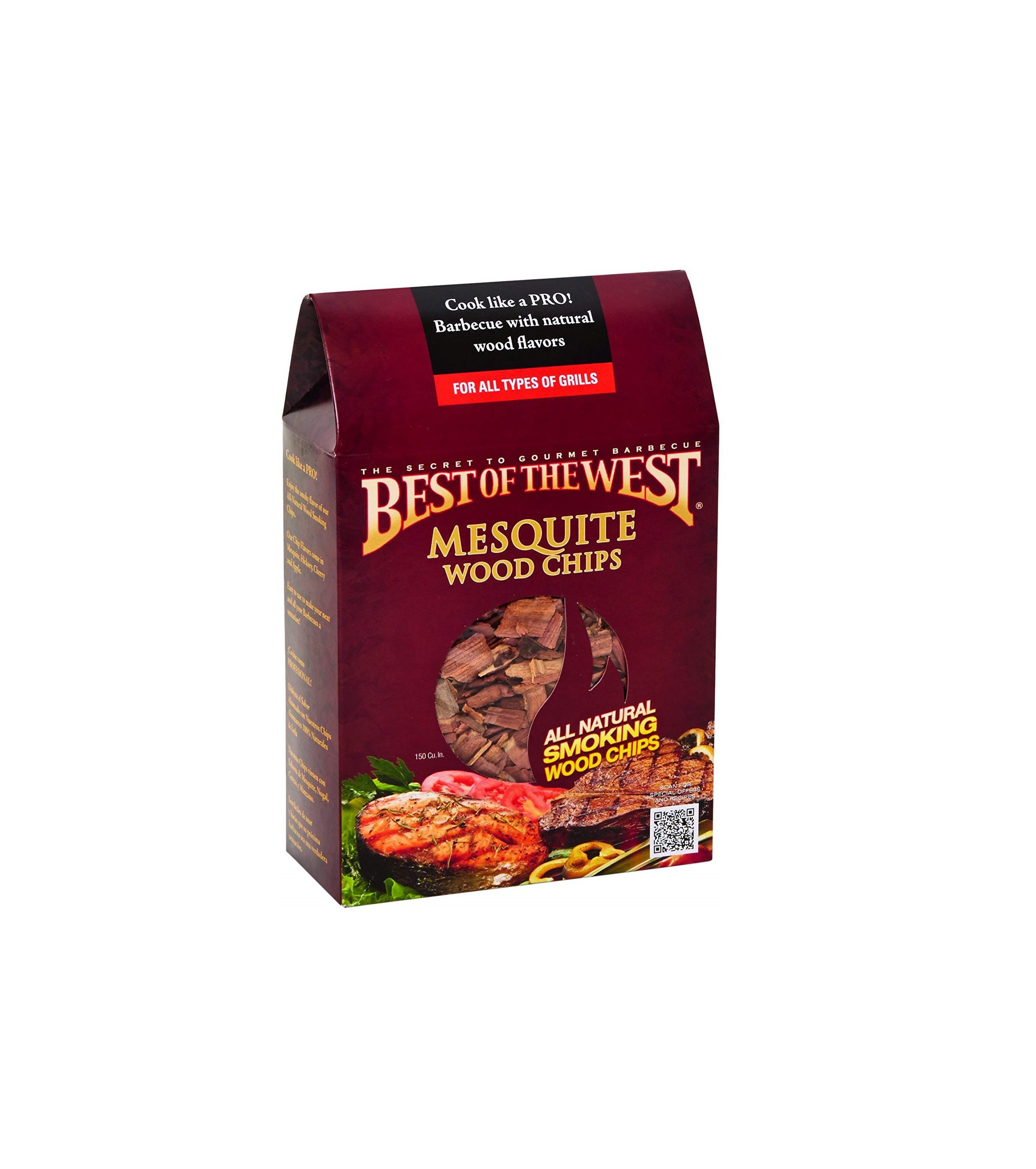 Premier Mesquite Smoking Chips