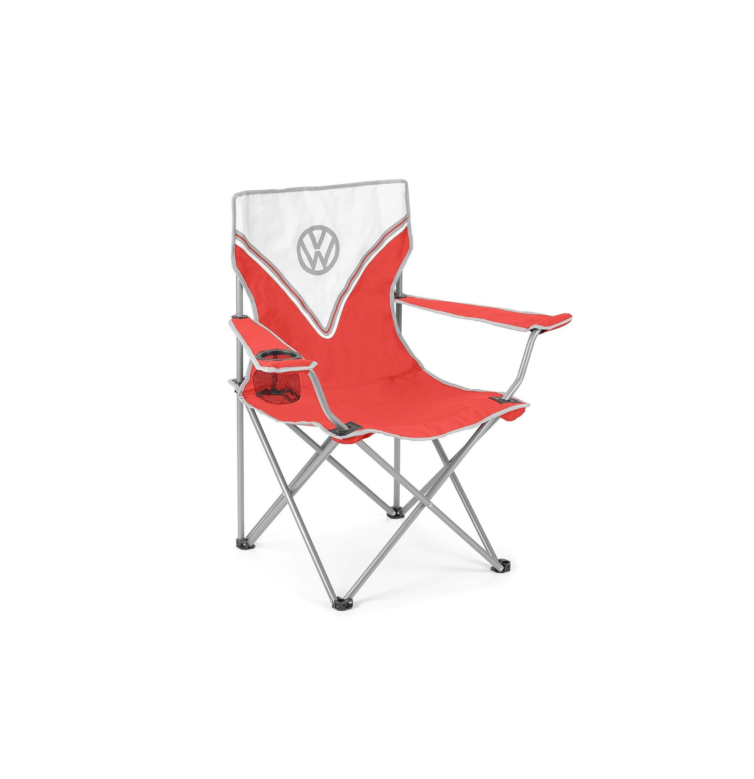 Vw Camping Chair Red