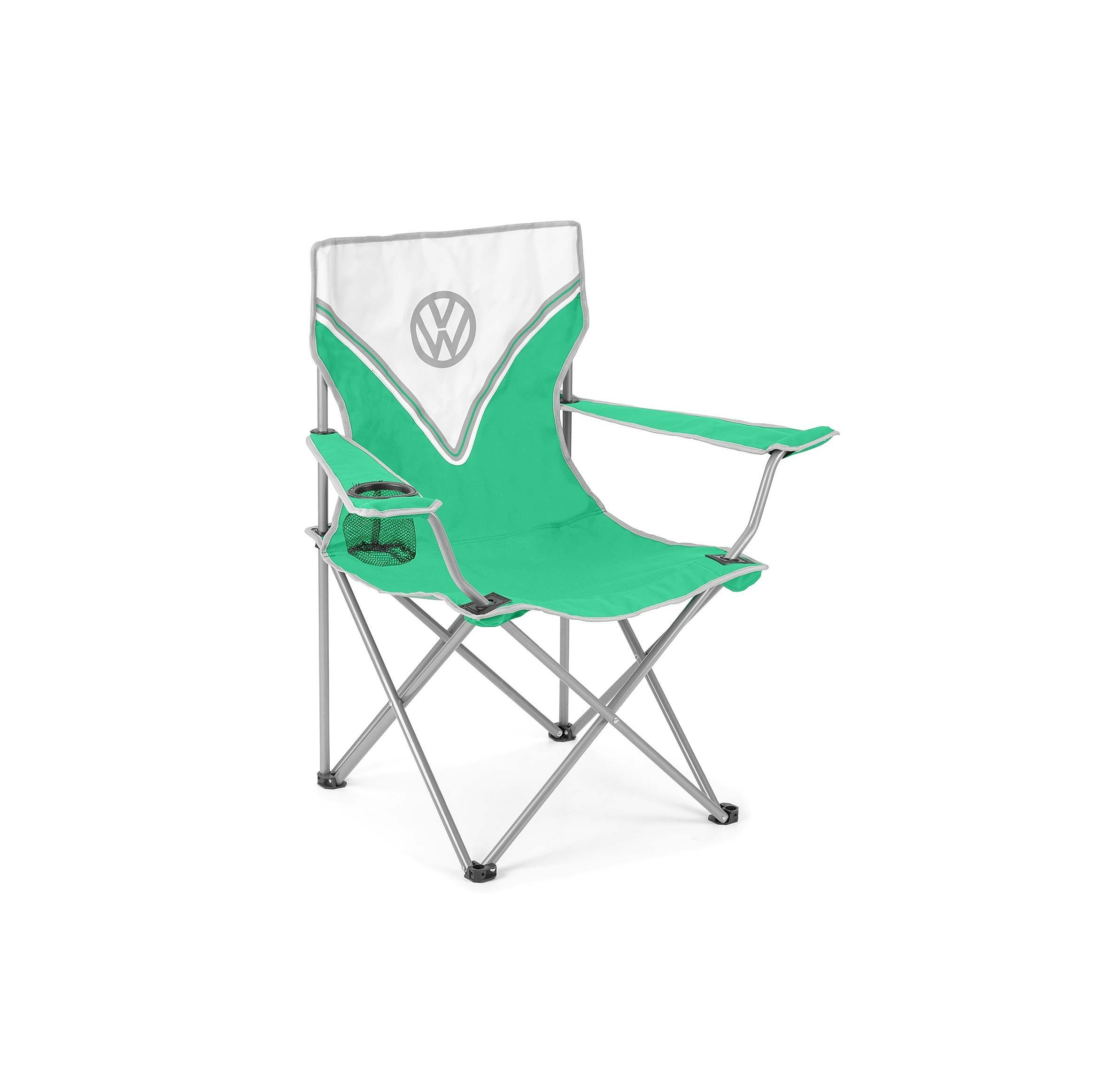 Vw Camping Chair Green 2