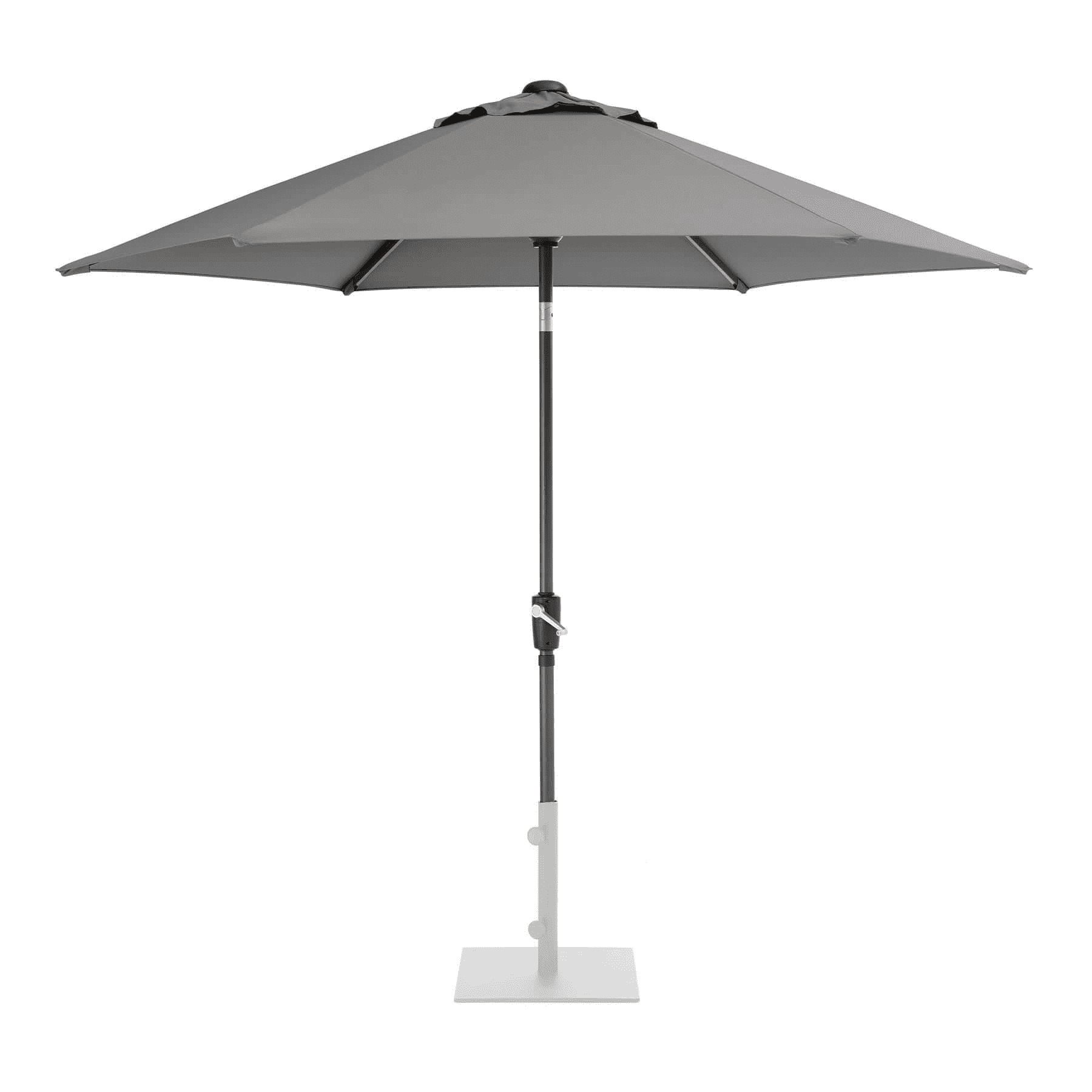Kettler 3M Wind Up Parasol Grey