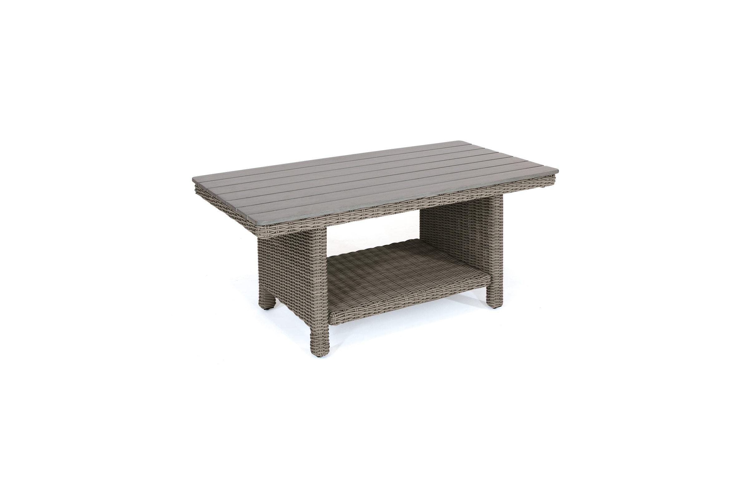 0193323 2100 Palma Coffee Table Rattan Studio
