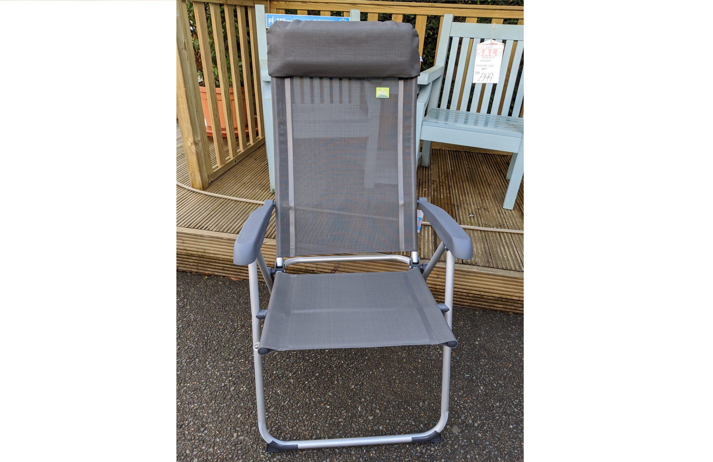 Via Mondo High Back Chair
