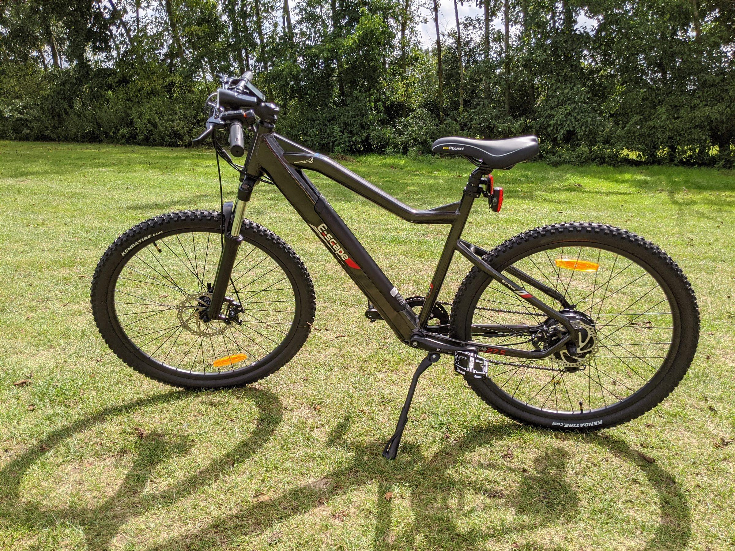 E-scape electric bike