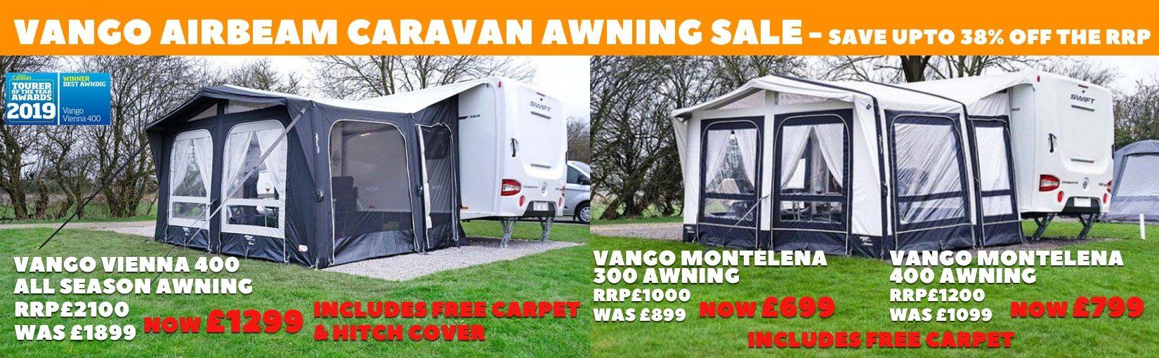 Vango Awning Sale October 20 1