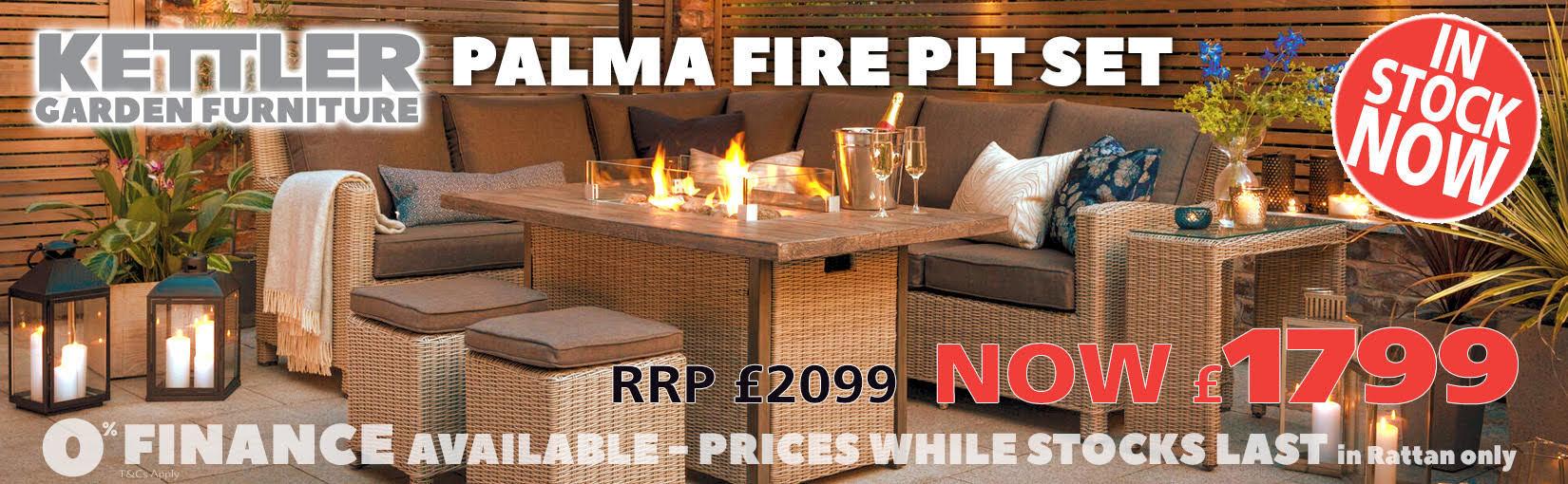 Kettler Fire Pit