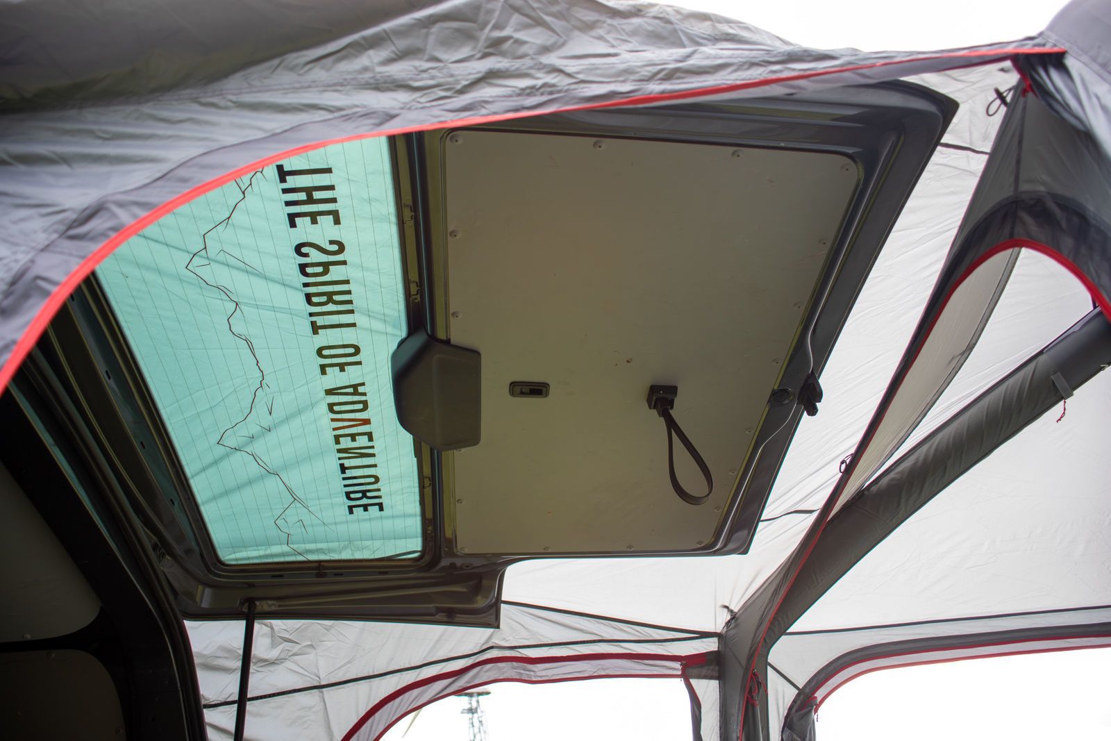 Vango Tailgate Airhub Low 2021 Norwich Camping 4
