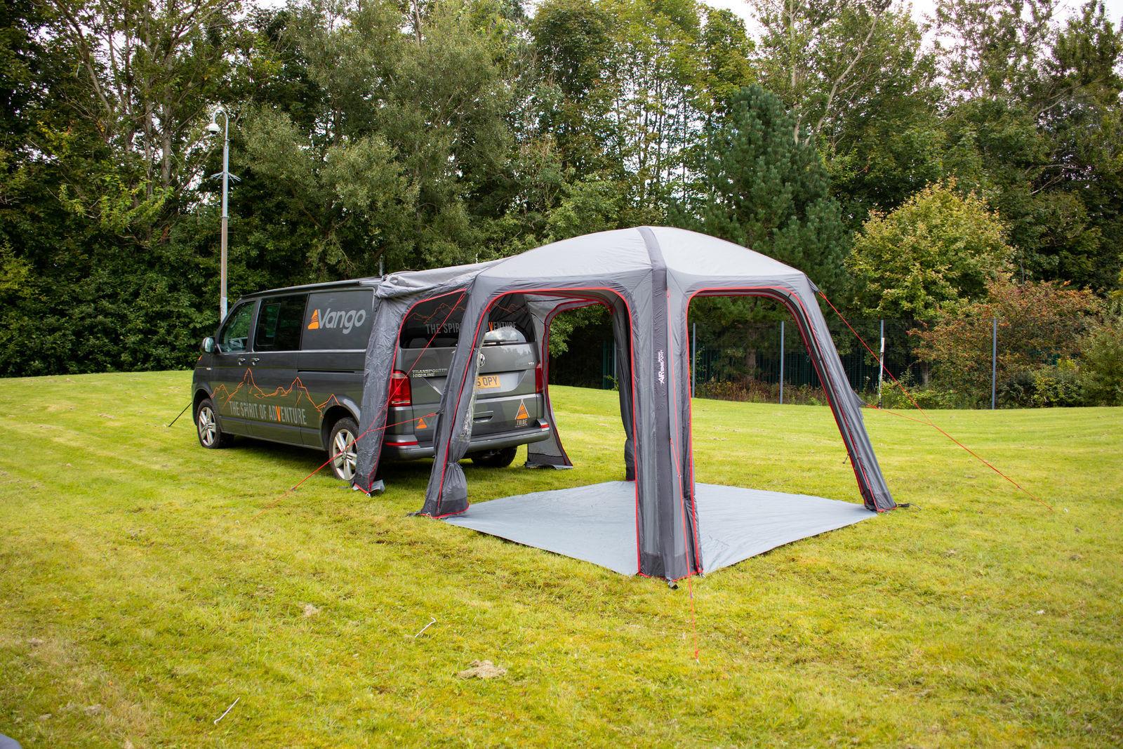 Vango Tailgate Airhub Low 2021 Norwich Camping 3