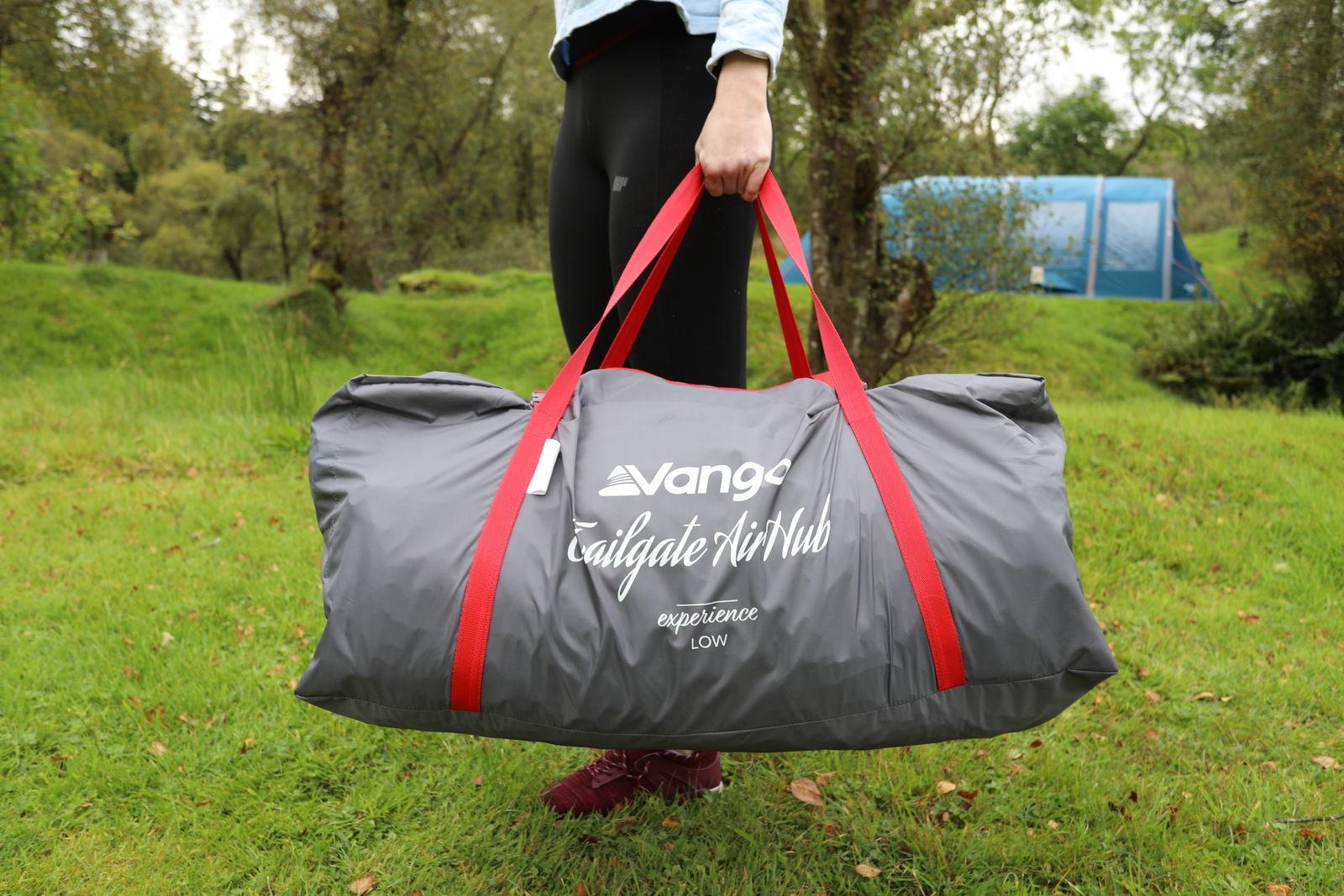 Vango Tailgate Airhub Low 2021 Norwich Camping 5