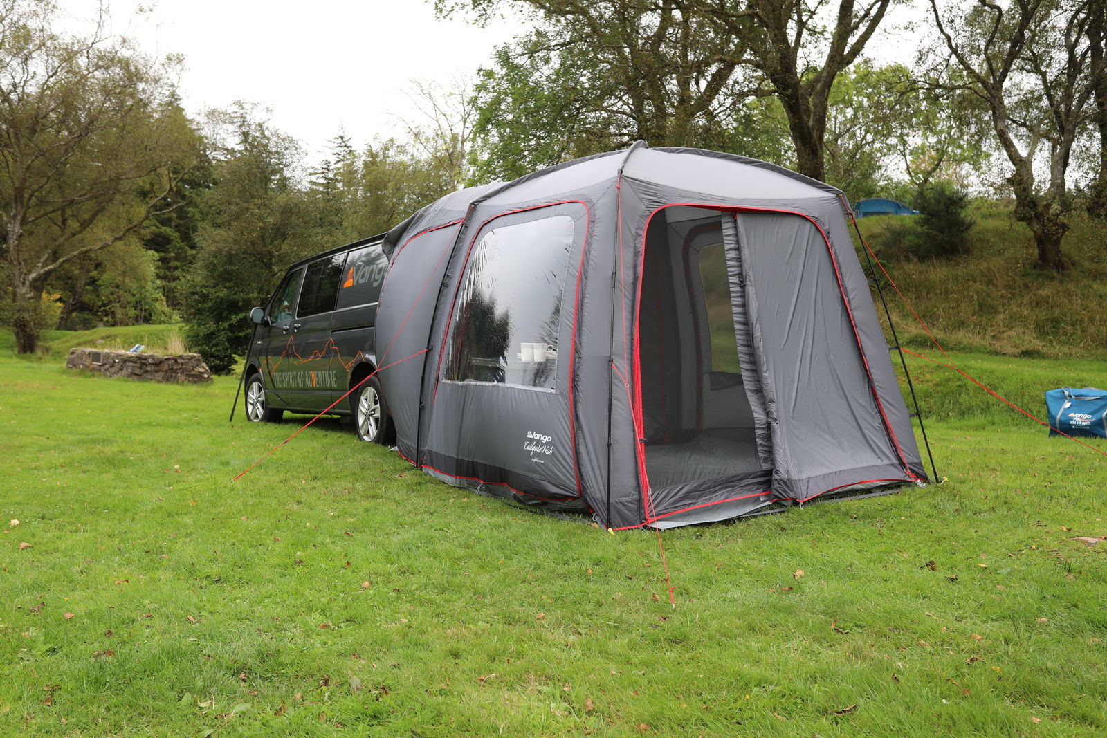 Vango Tailgate Hub Low 2021 Norwich Camping 6