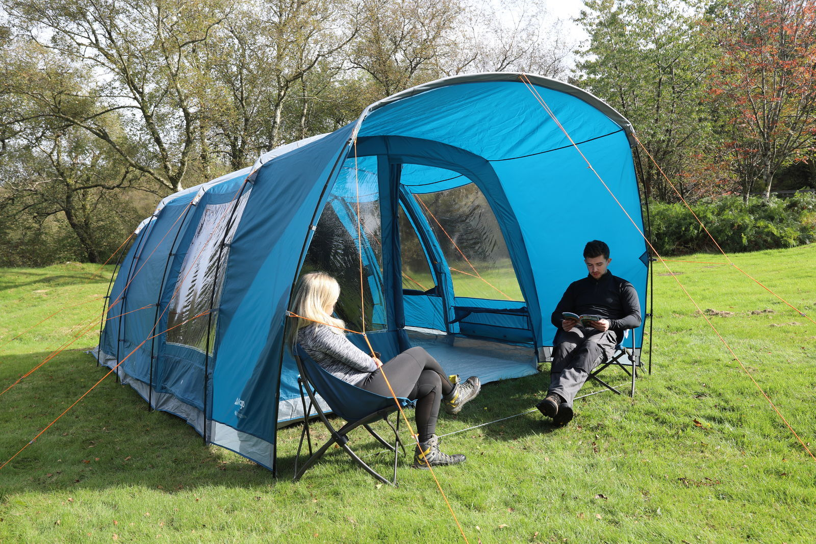 Vango Aether 600Xl Poled 2021 Norwich Camping 5