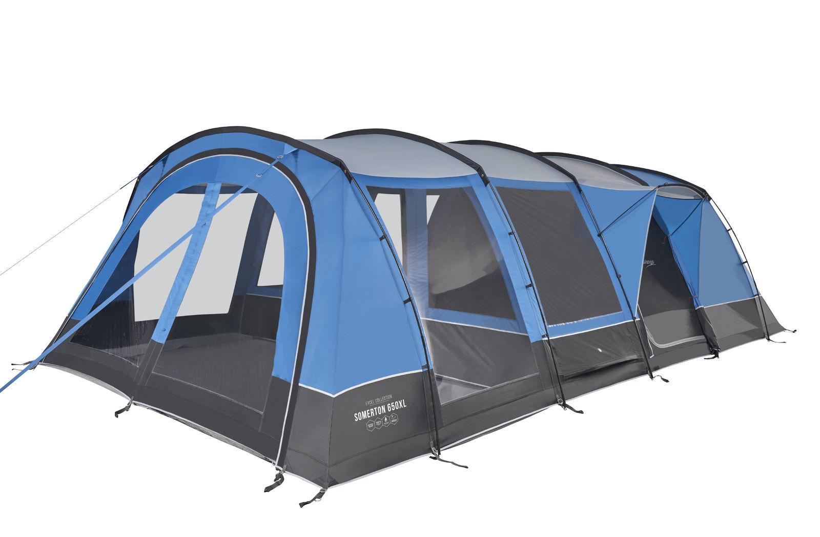 Vango Somerton 650Xl Poled 2021 Norwich Camping 2