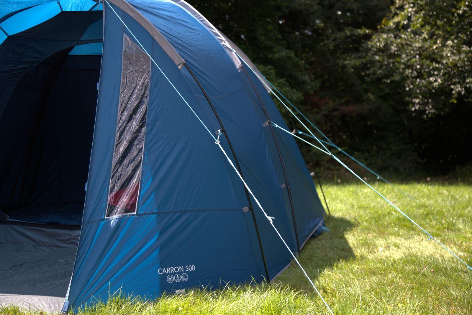 Vango Carron 400 2021 Norwich Camping 1