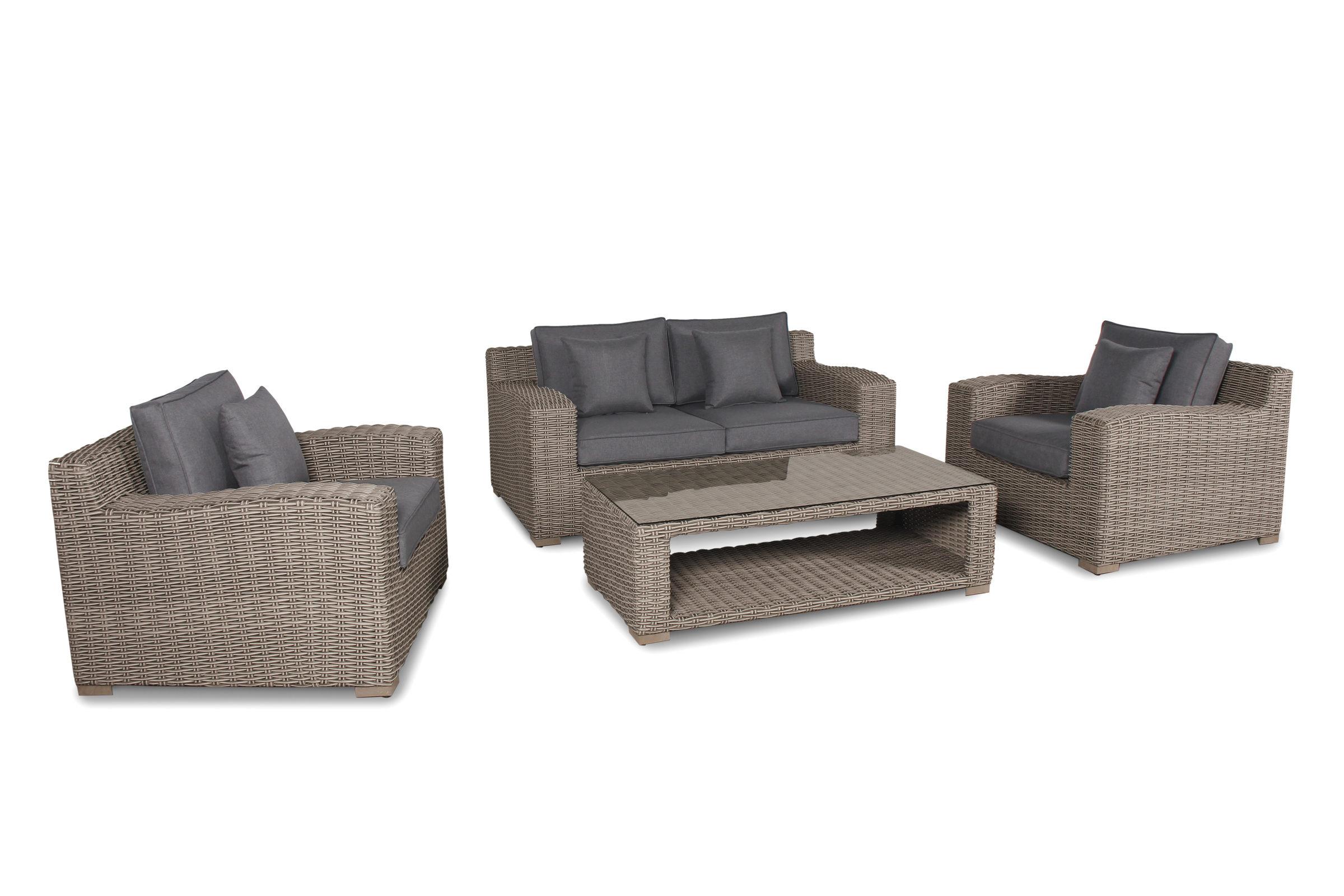 Kettler Palma Luxe 2 Seat Set