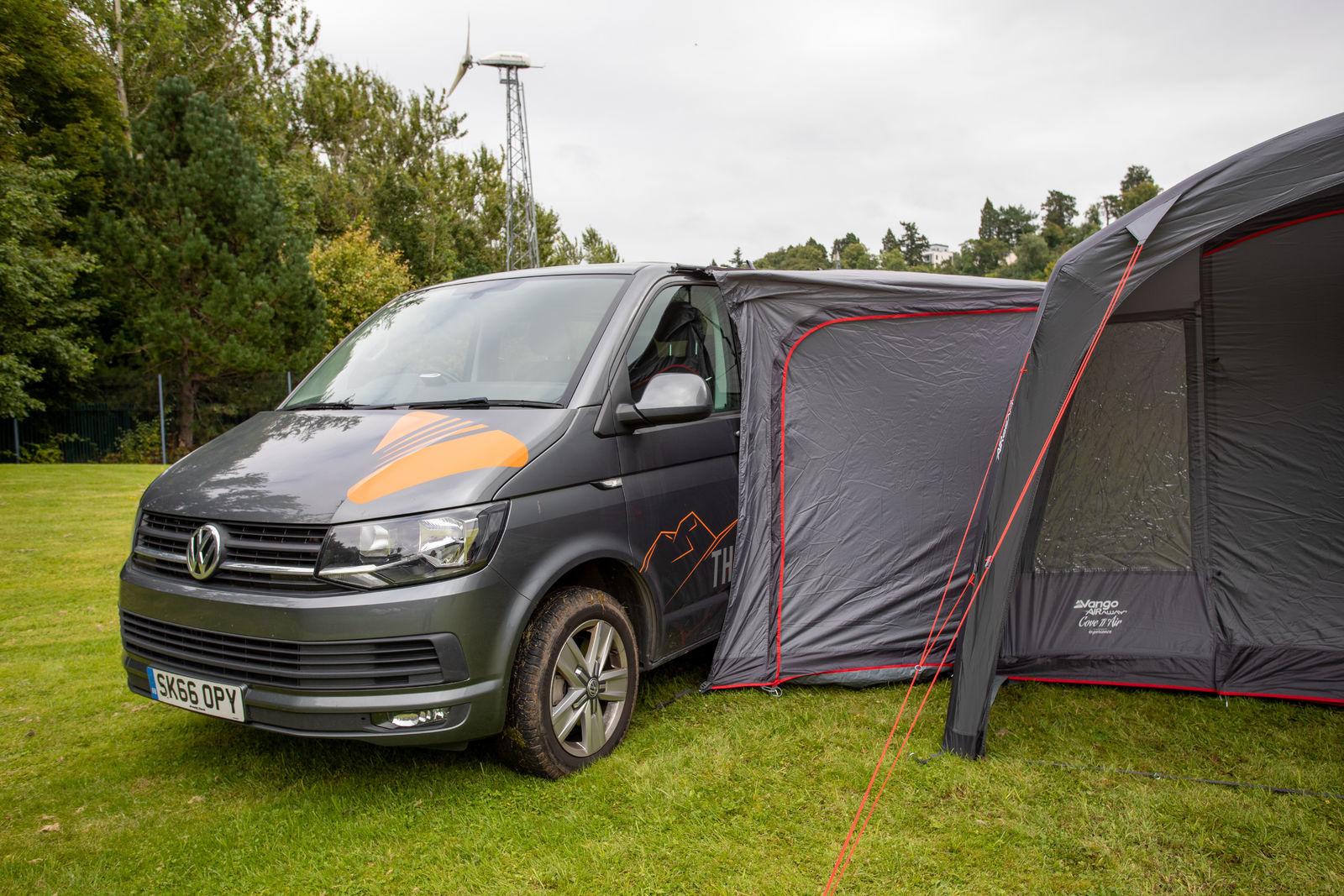 Vango Cove Low 2021 Norwich Camping 5