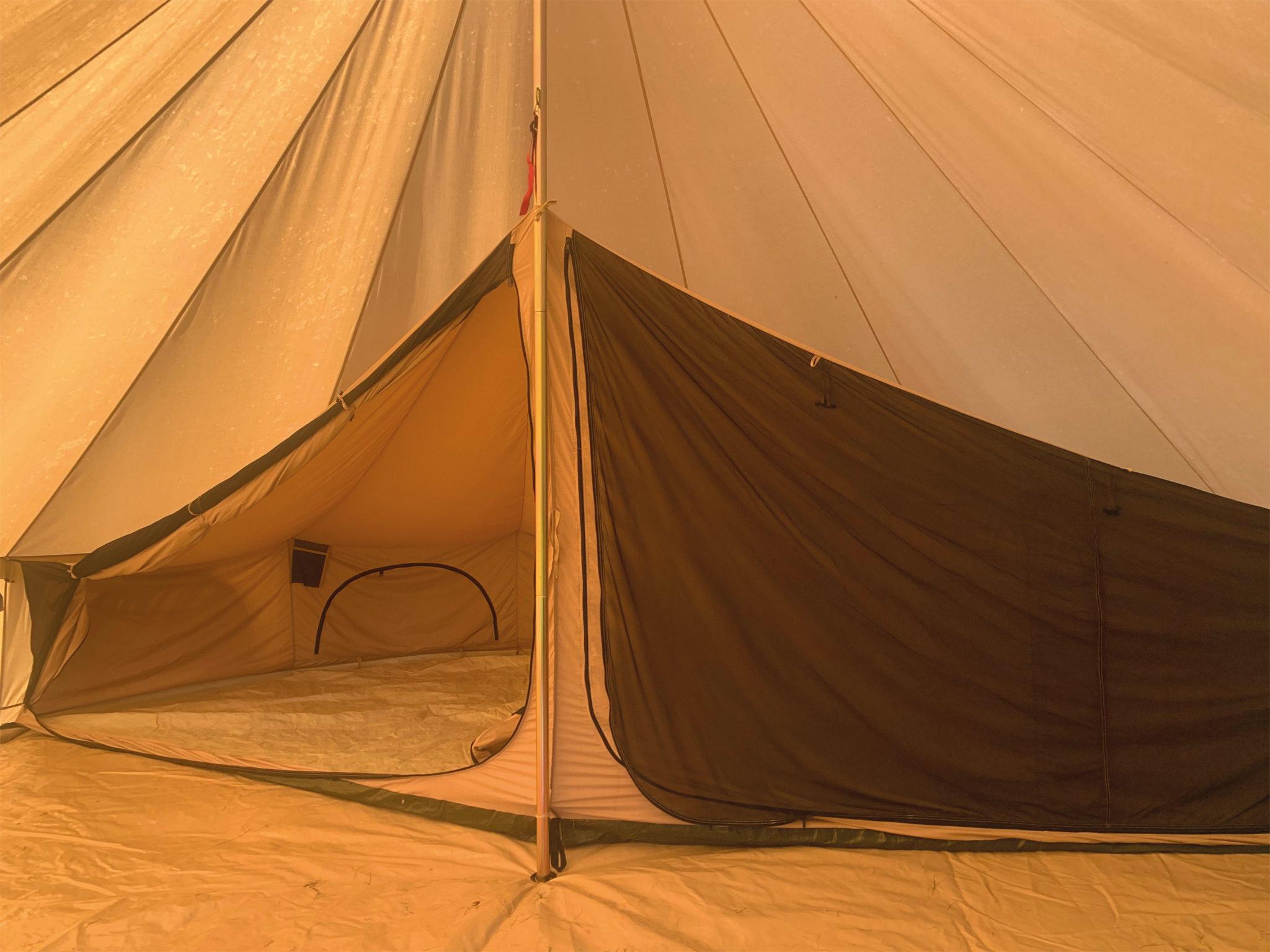 Quest A5020 6m Bell Tent Inner