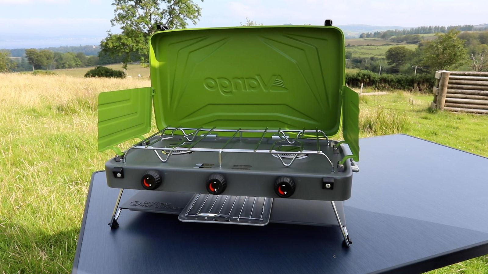 Vango Combi Ir Grill Compact 2021 Norwich Camping 1