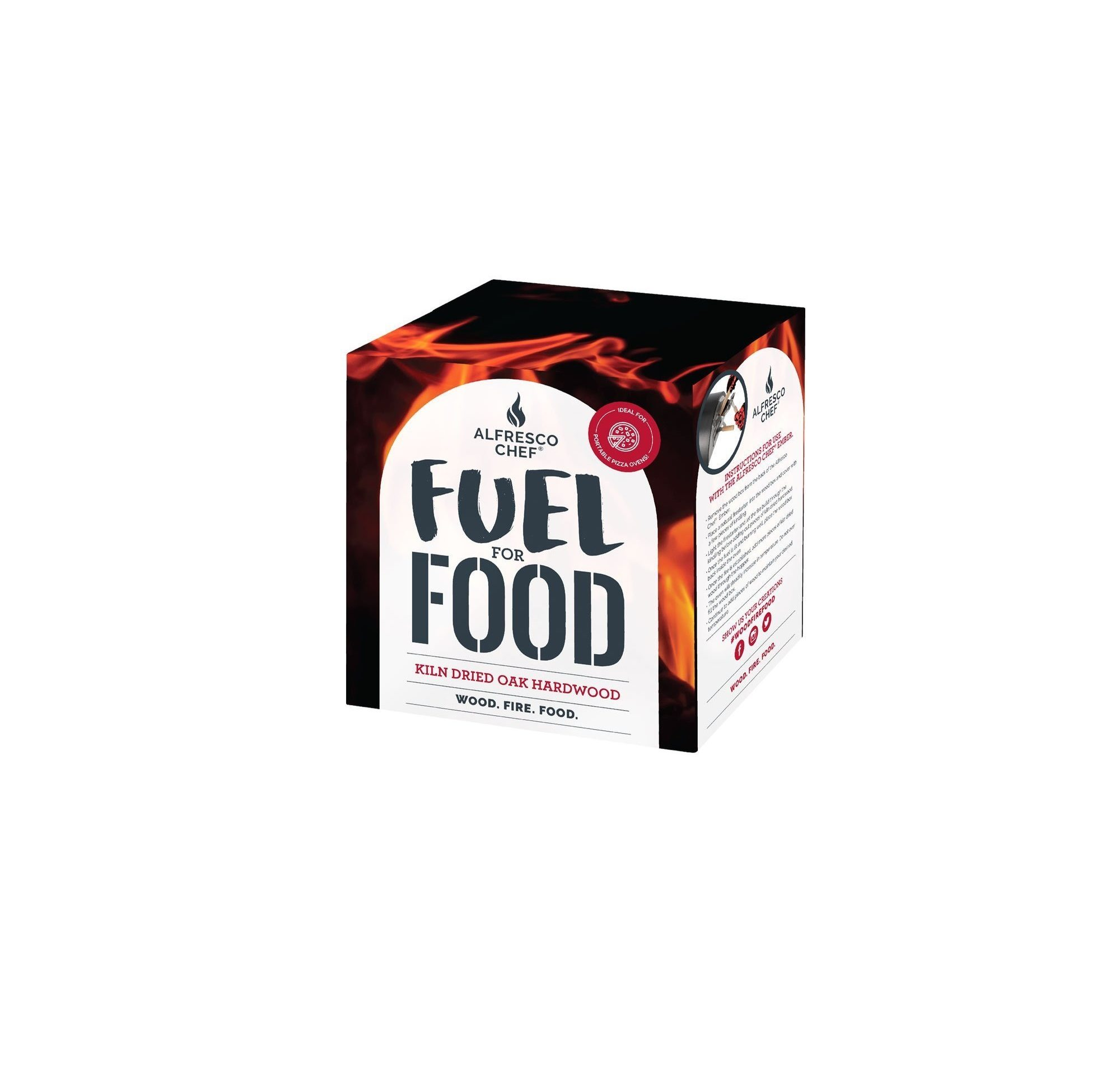 Fuel Food 3D Box