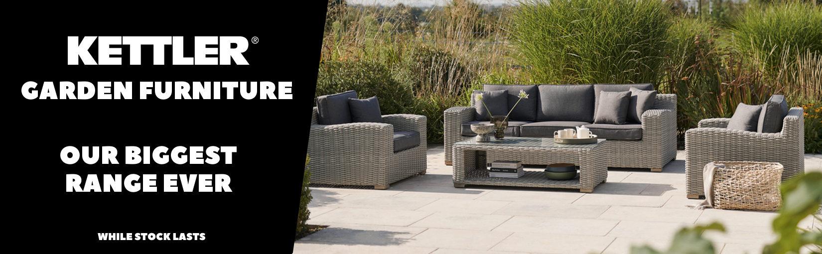 1650X510 Kettler Garden Furniture