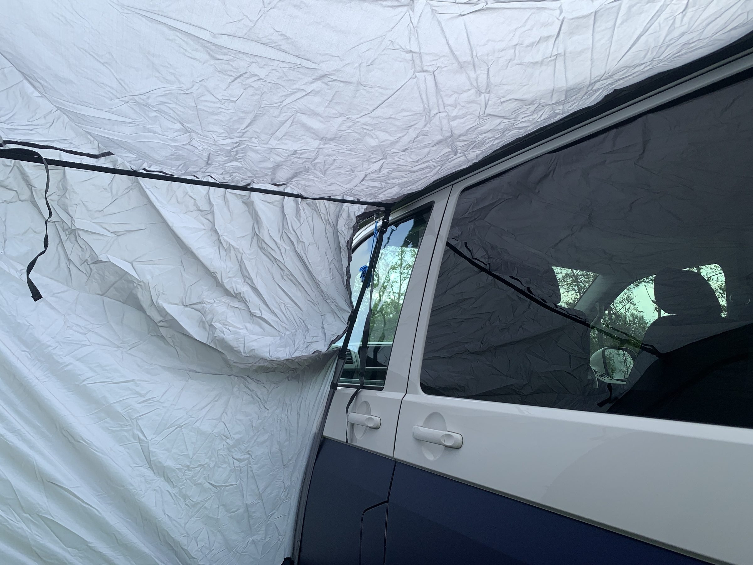 Quest Westfield Hydra Inflatable Drive-Away Awning 2020