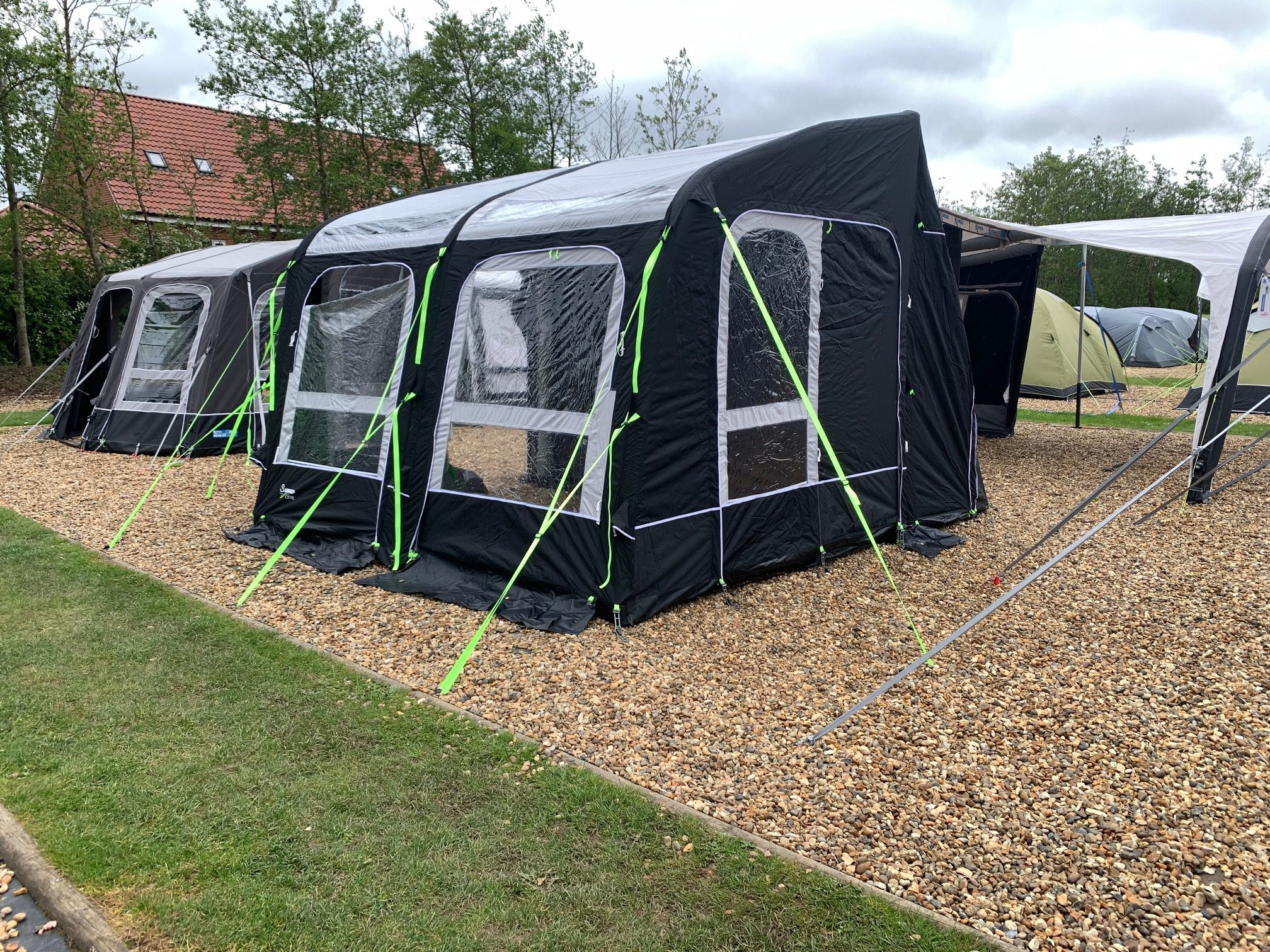 Summerline Liberty Air 330 Awning 2