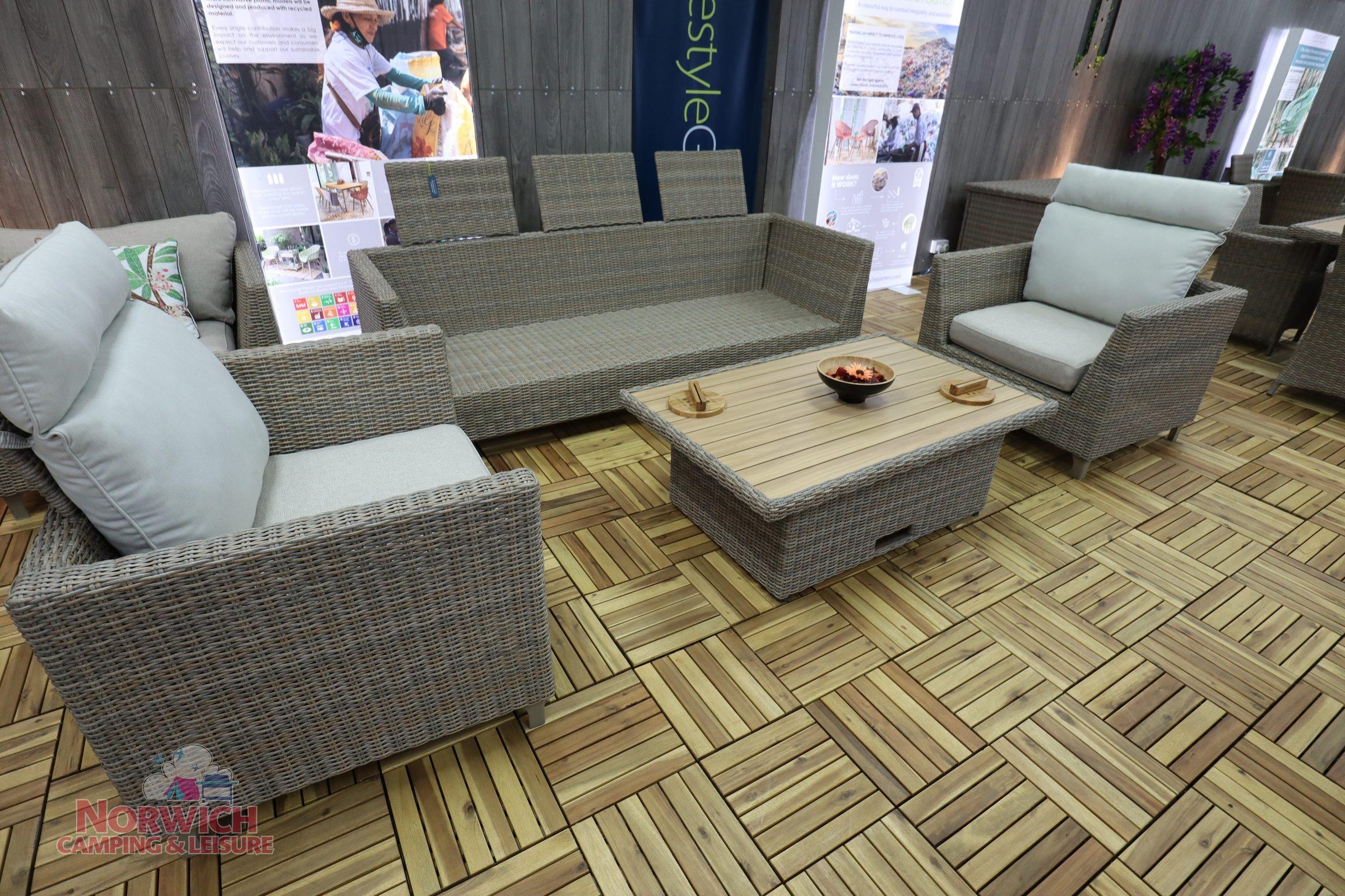 Beruda Sofa Set 2