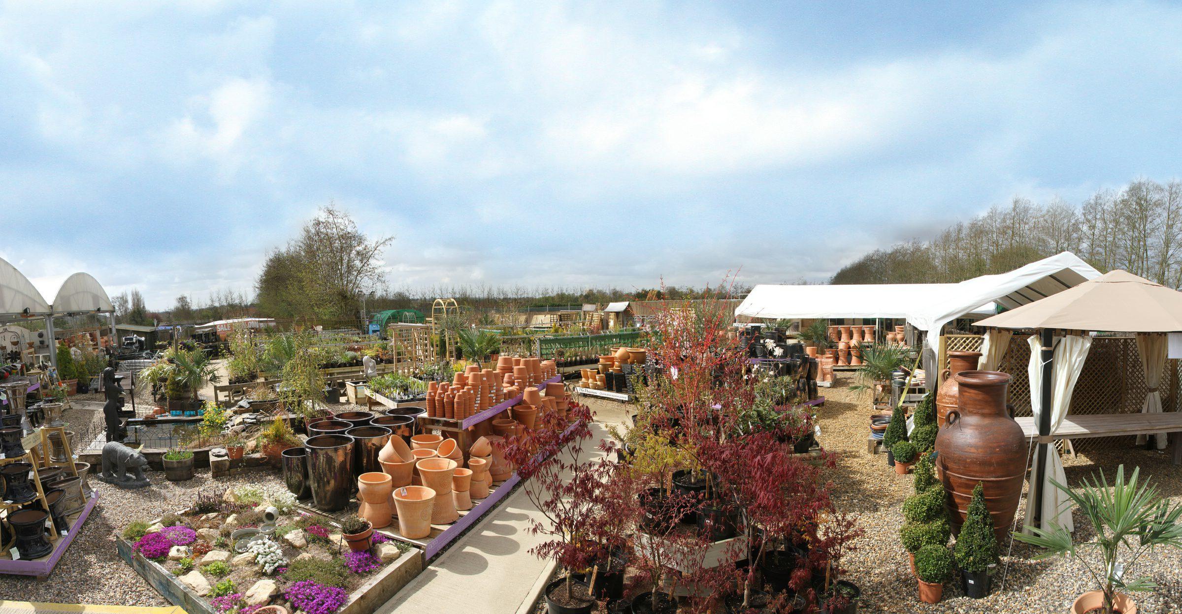 Garden Centre Landscape