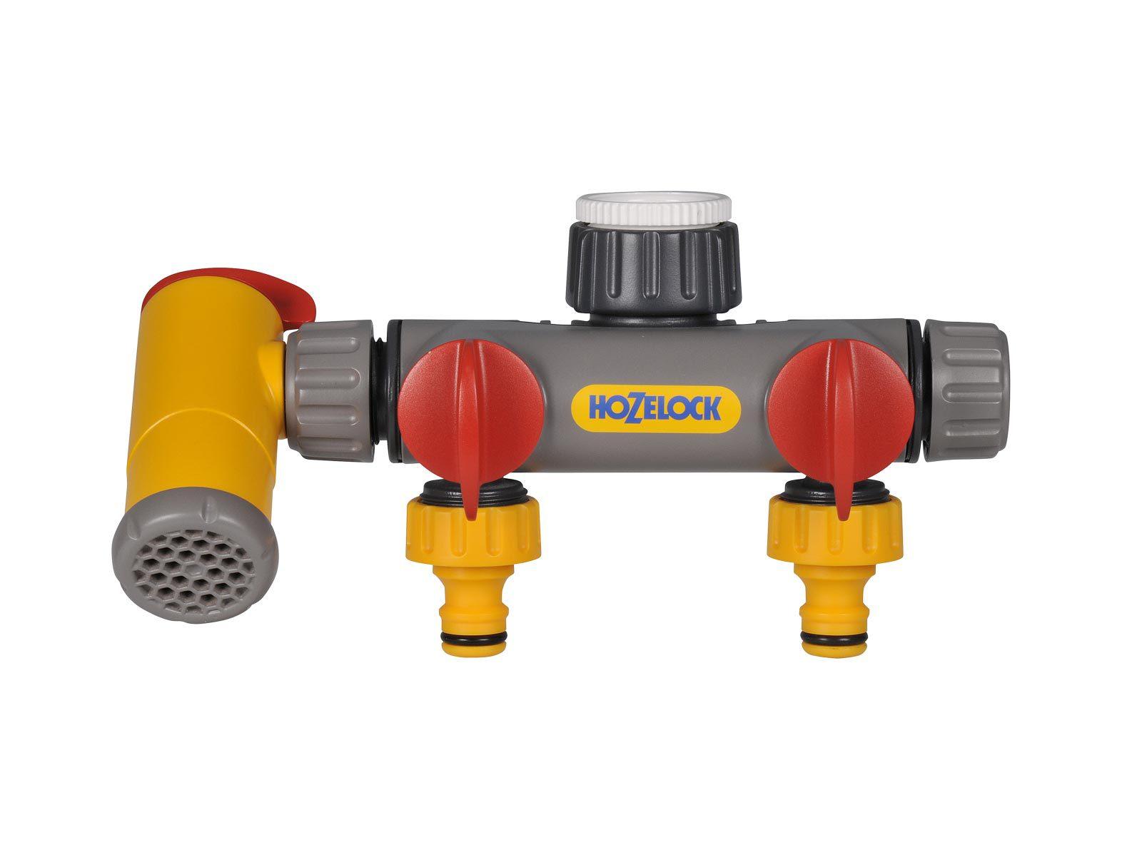 H 2250 3-Way Tap Connector