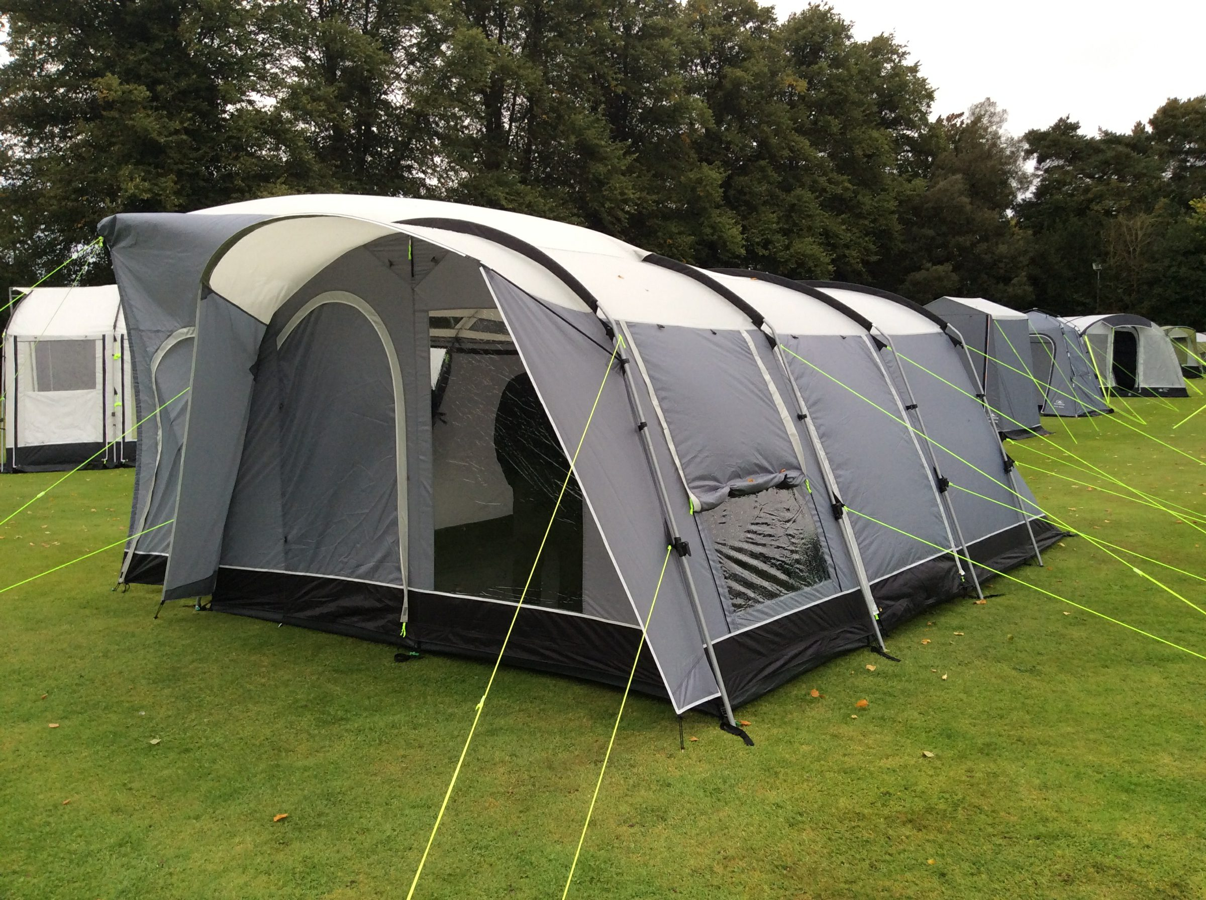 Sunncamp Driveaway Motorhome Awnings | Norwich Camping