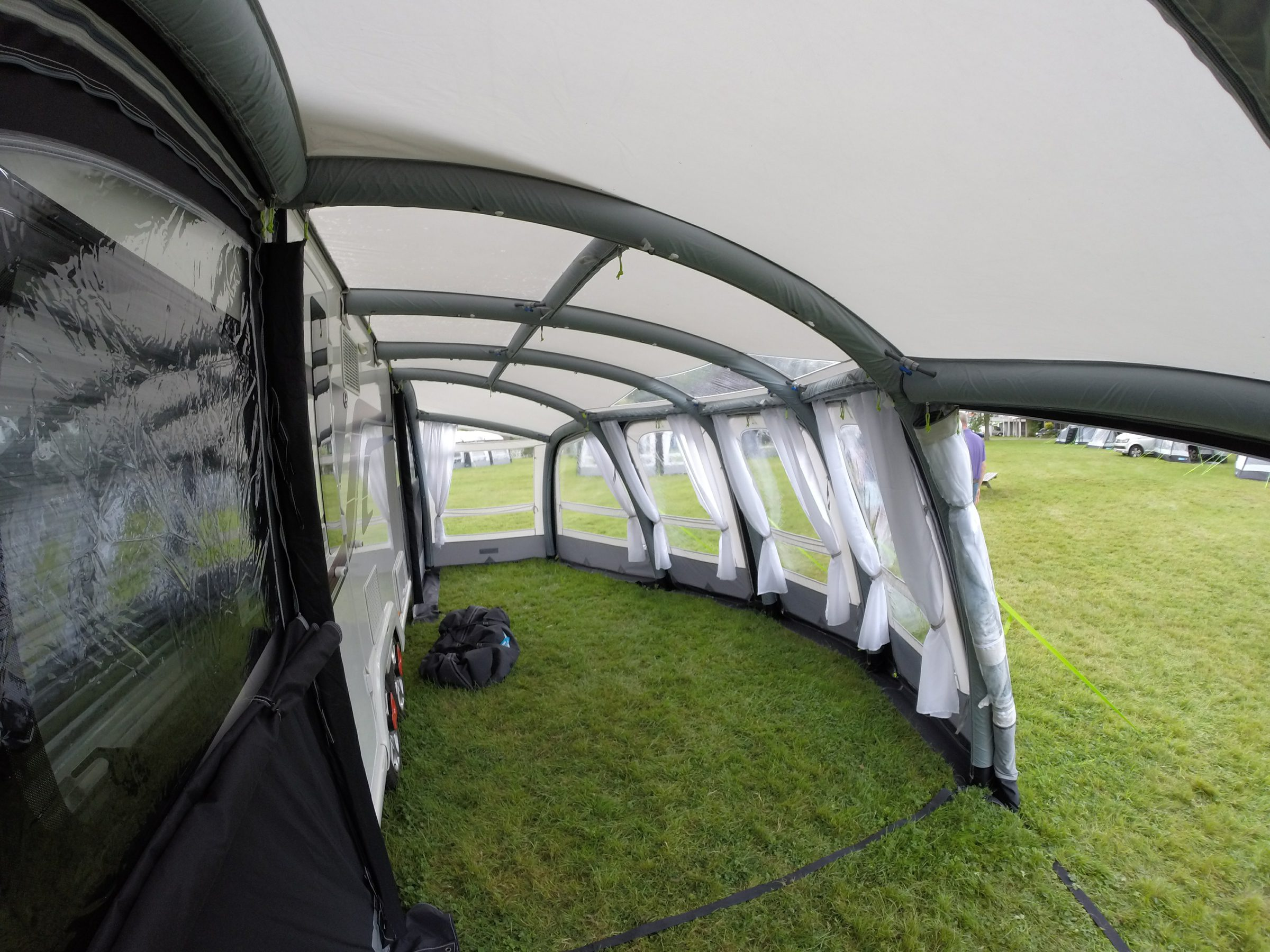 Kampa Frontier Air Pro 2017 Awning1