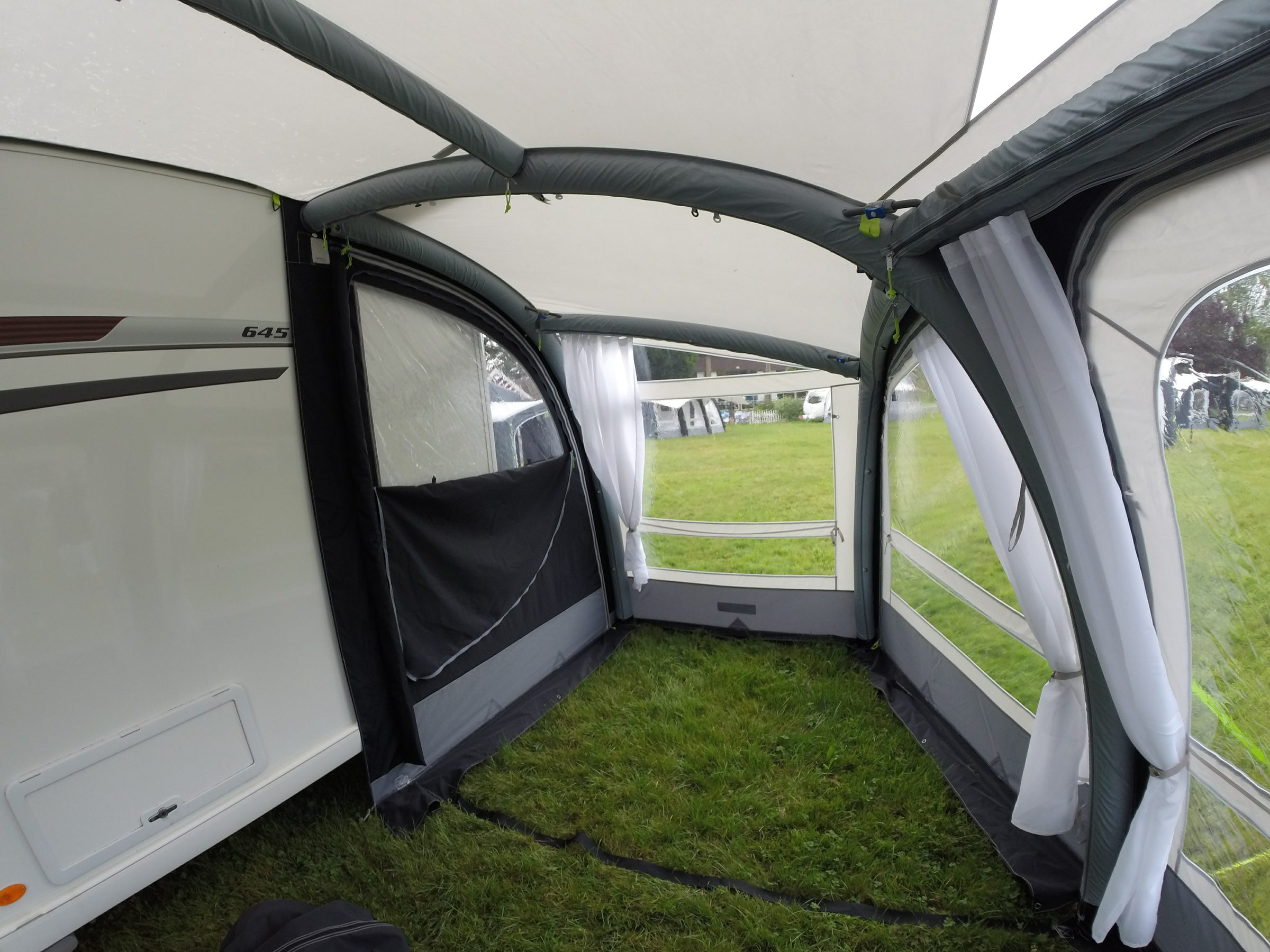 Kampa Frontier Air Pro 2017 Awning3