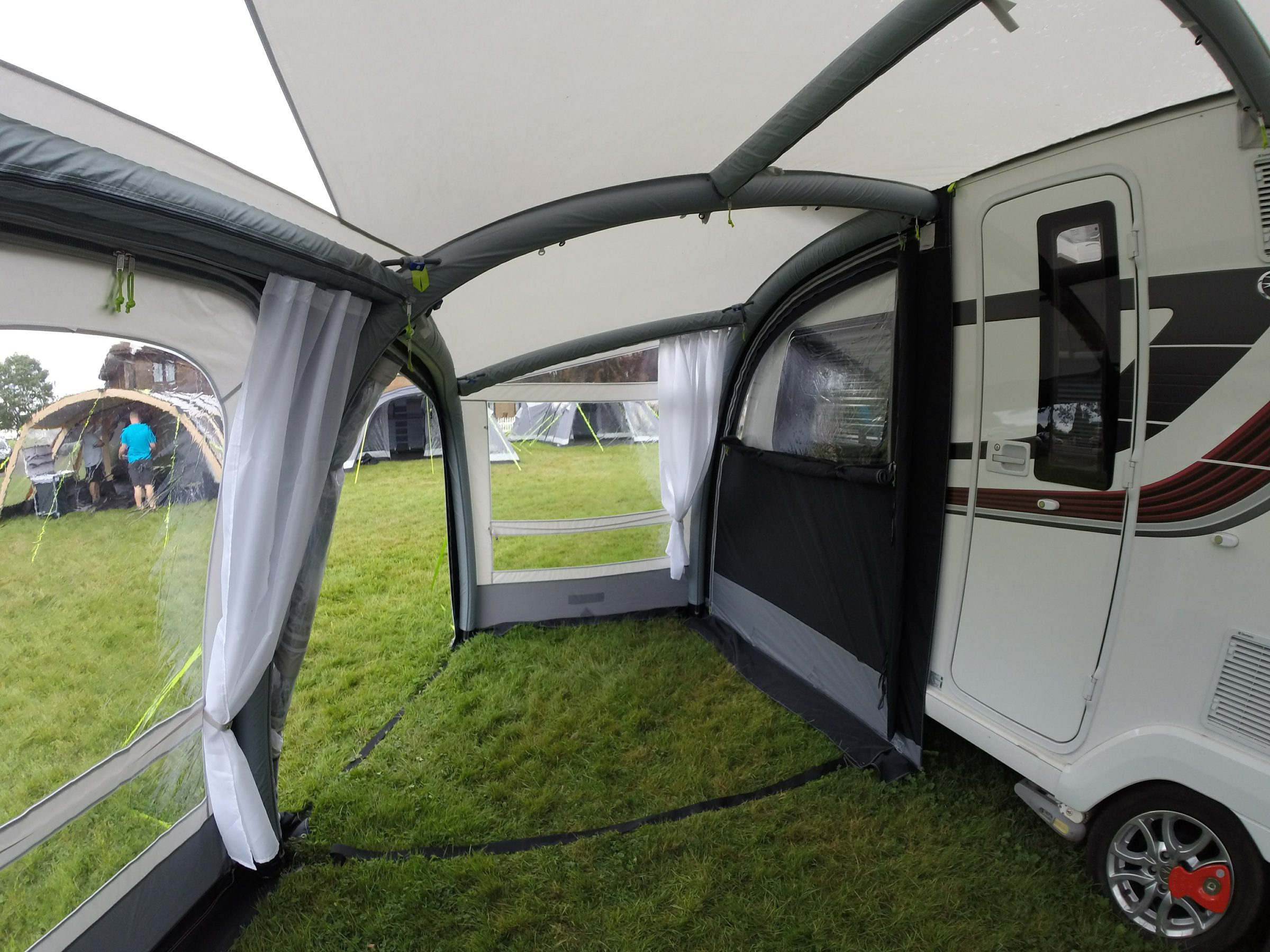 Kampa Frontier Air Pro 2017 Awning4