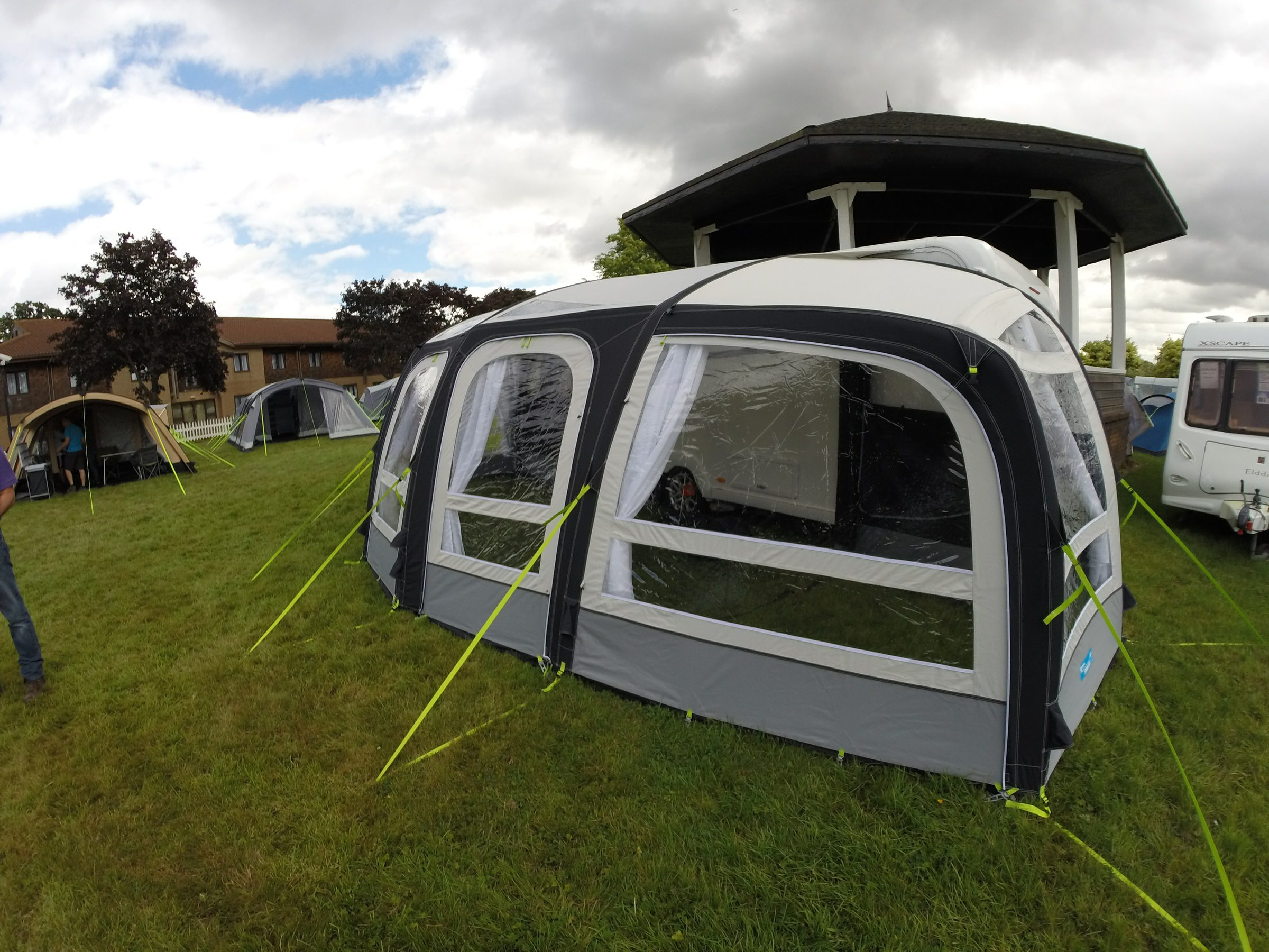 Kampa Frontier Air Pro 2017 Awning7