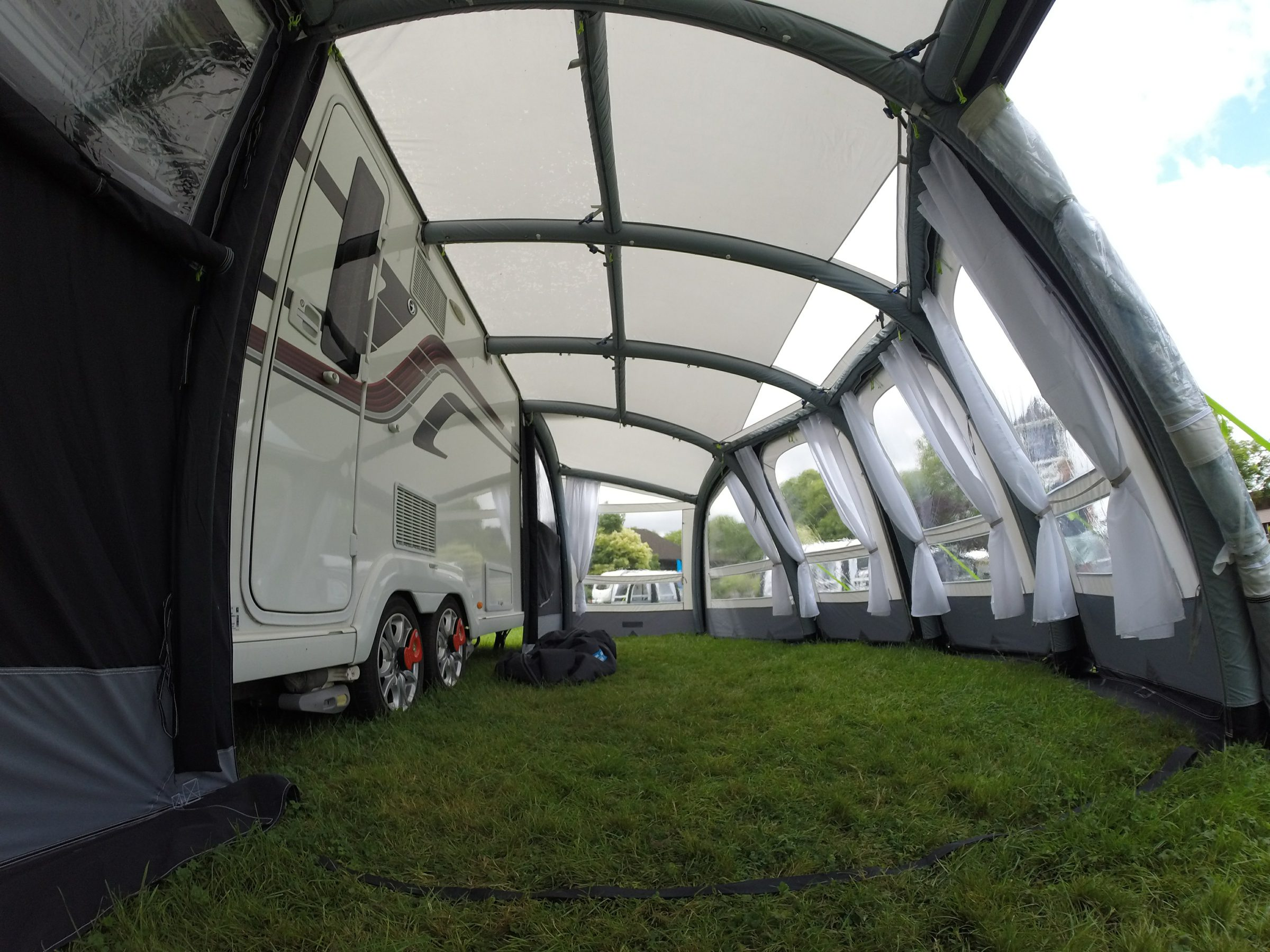 Kampa Frontier Air Pro 2017 Awning11