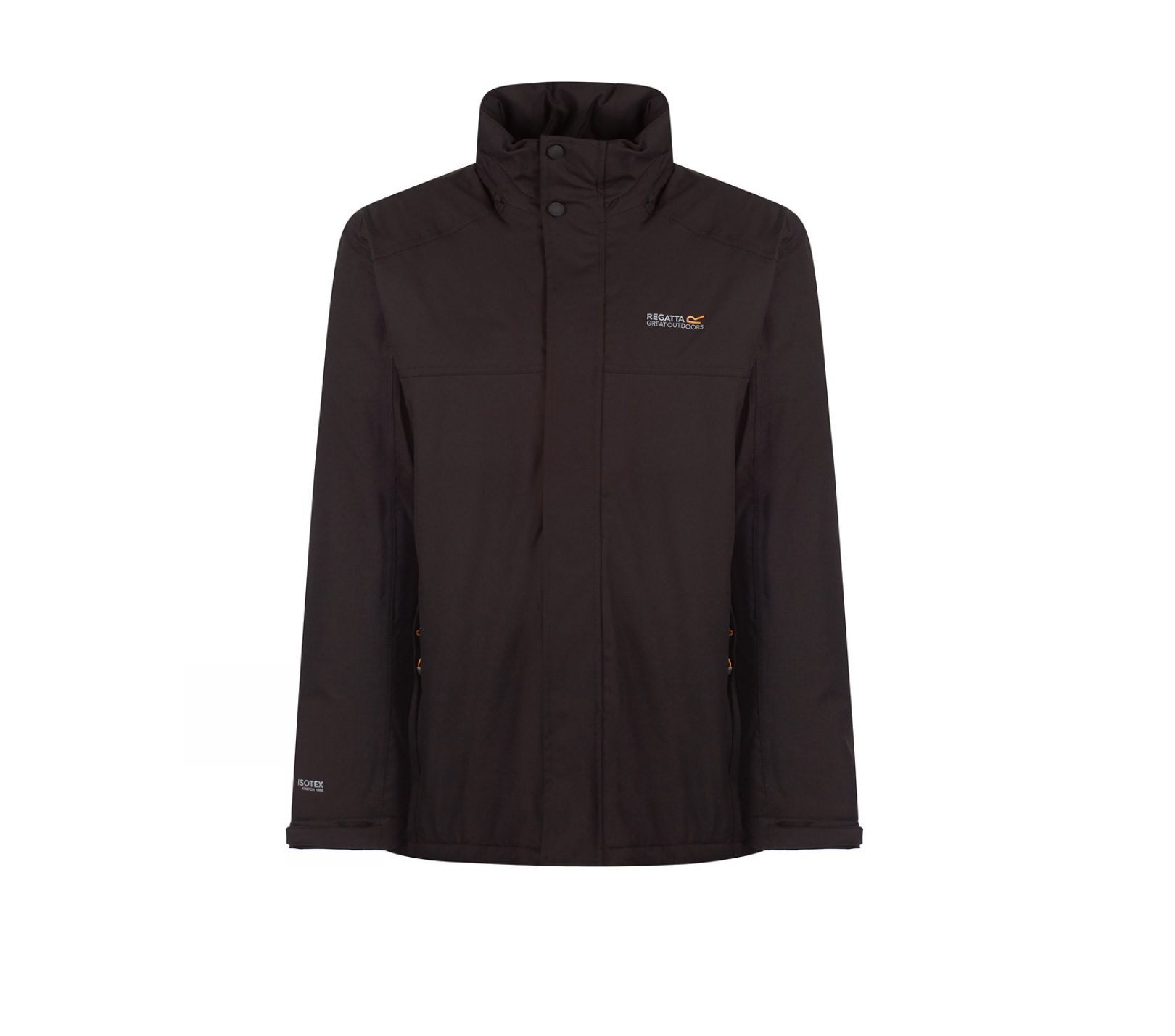 Regatta mens Hackber Jacket - Black