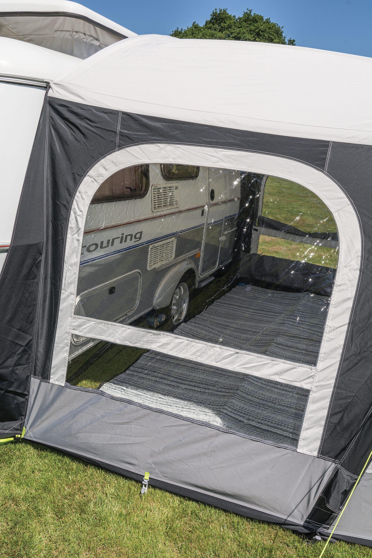 kampa pop air pro eriba caravan awning with dimension eriba puck