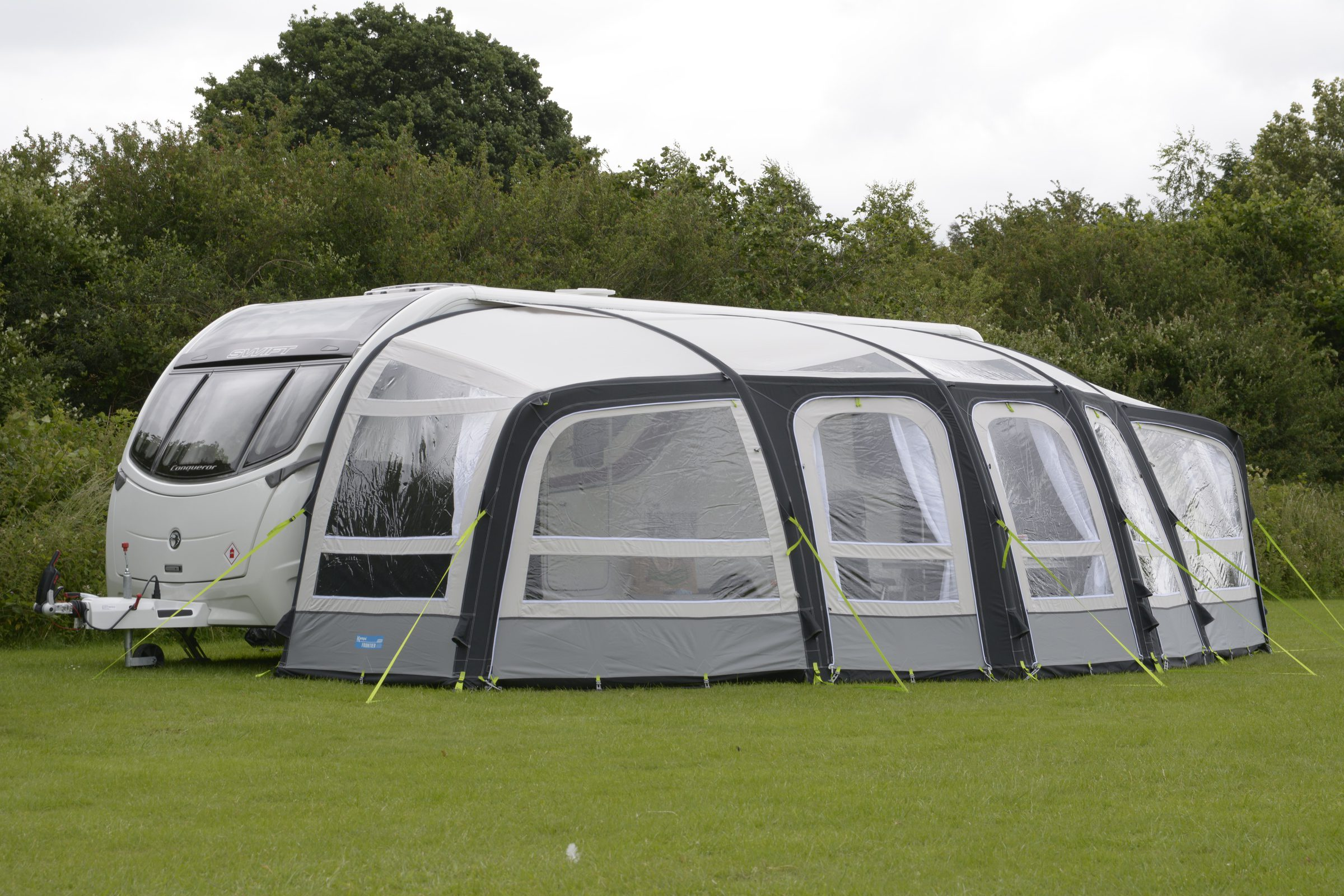 Caravan Porch Awnings Uk Kampa Rally 390 Caravan Porch