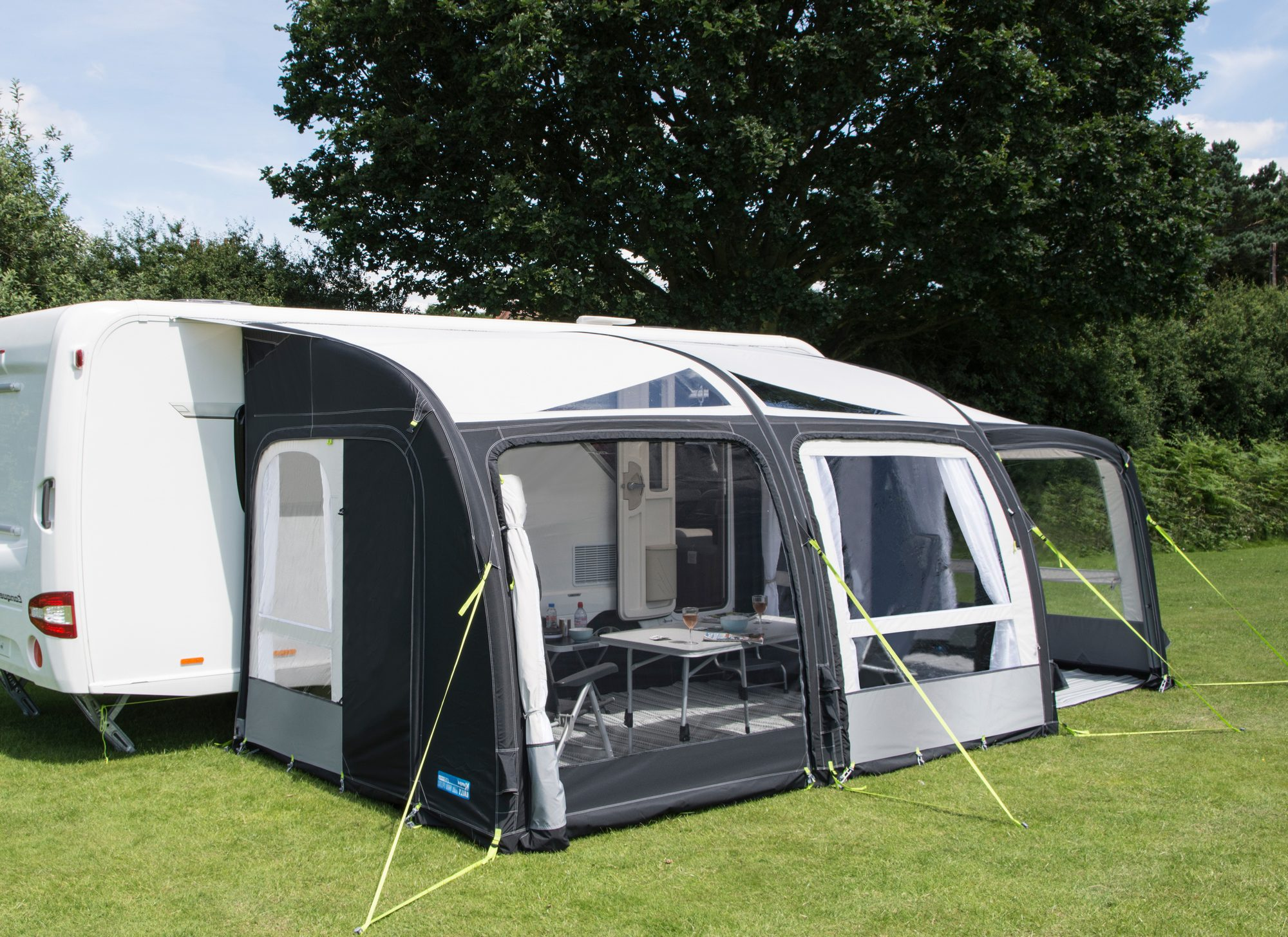 Kampa Air Porch Awnings Norwich Camping