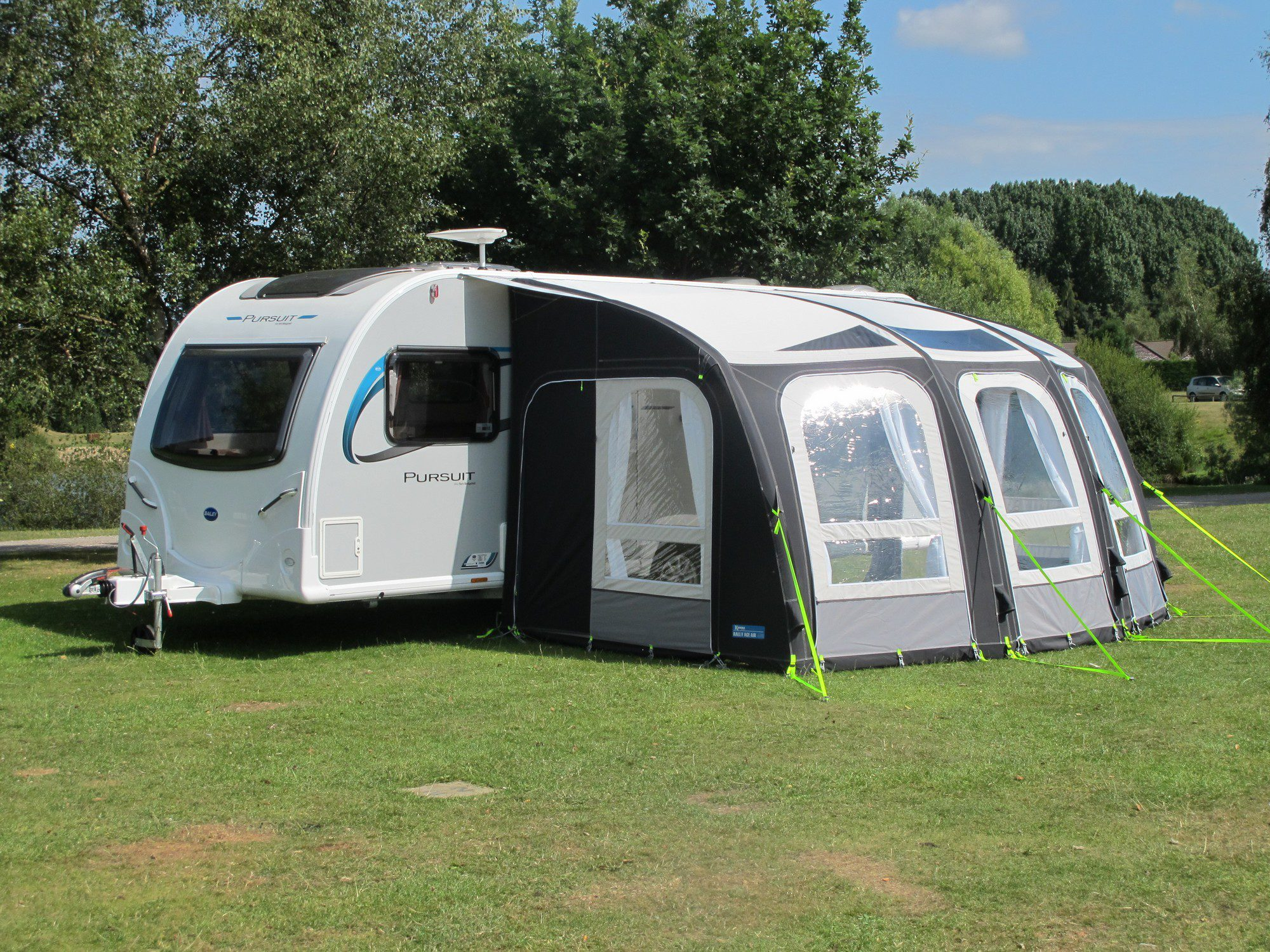 Kampa Air Porch Awnings Caravan Porch Awnings Norwich